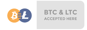 LTC BTC accepted here