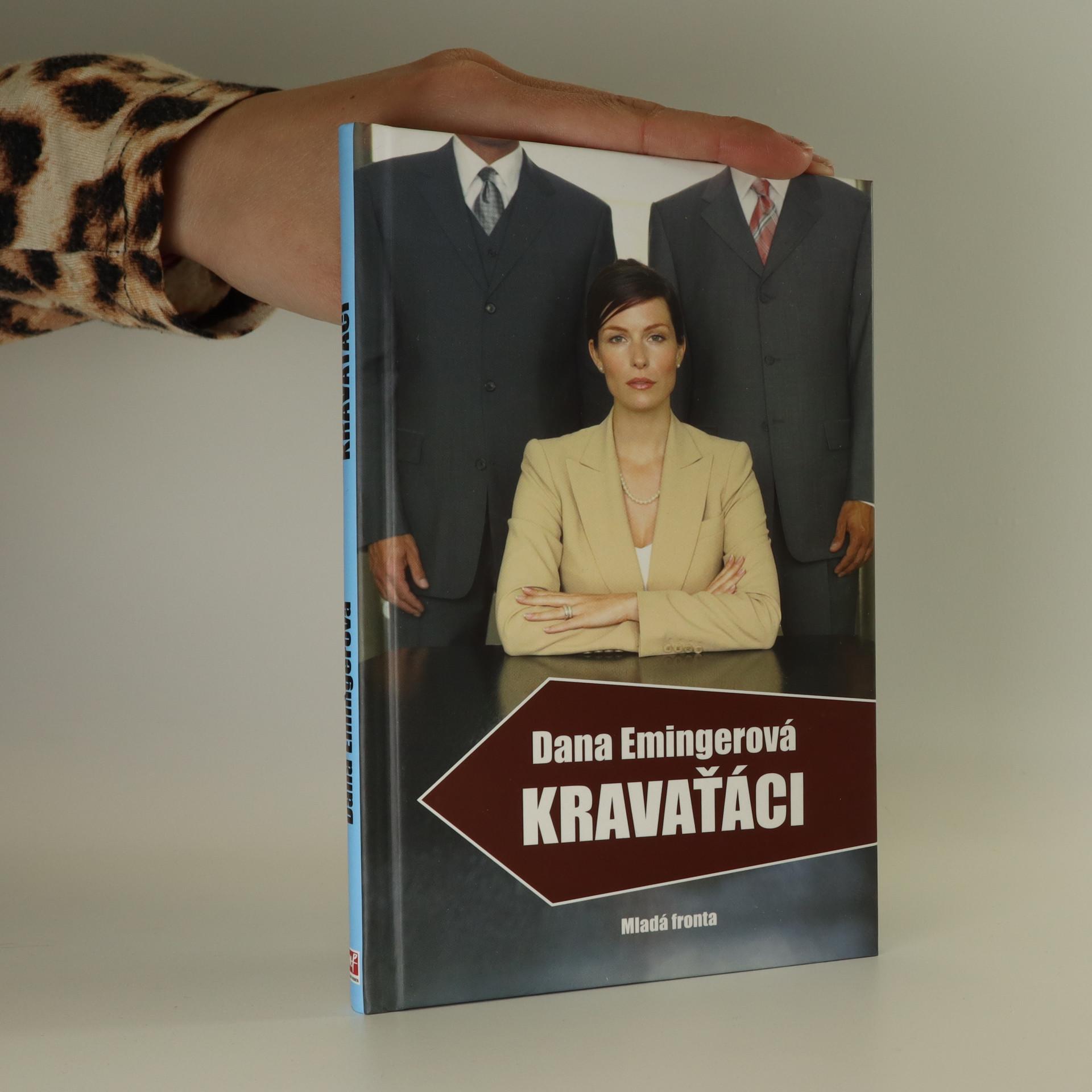 antikvární kniha Kravaťáci, 2012