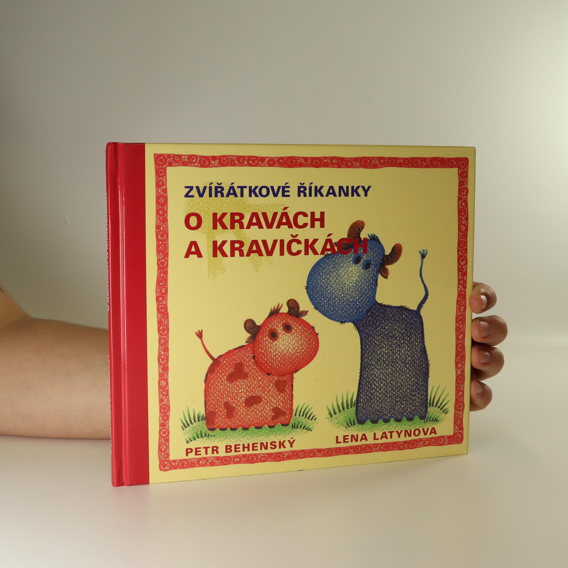 antikvární kniha O kravách a kravičkách. Zvířátkové říkanky, 2006