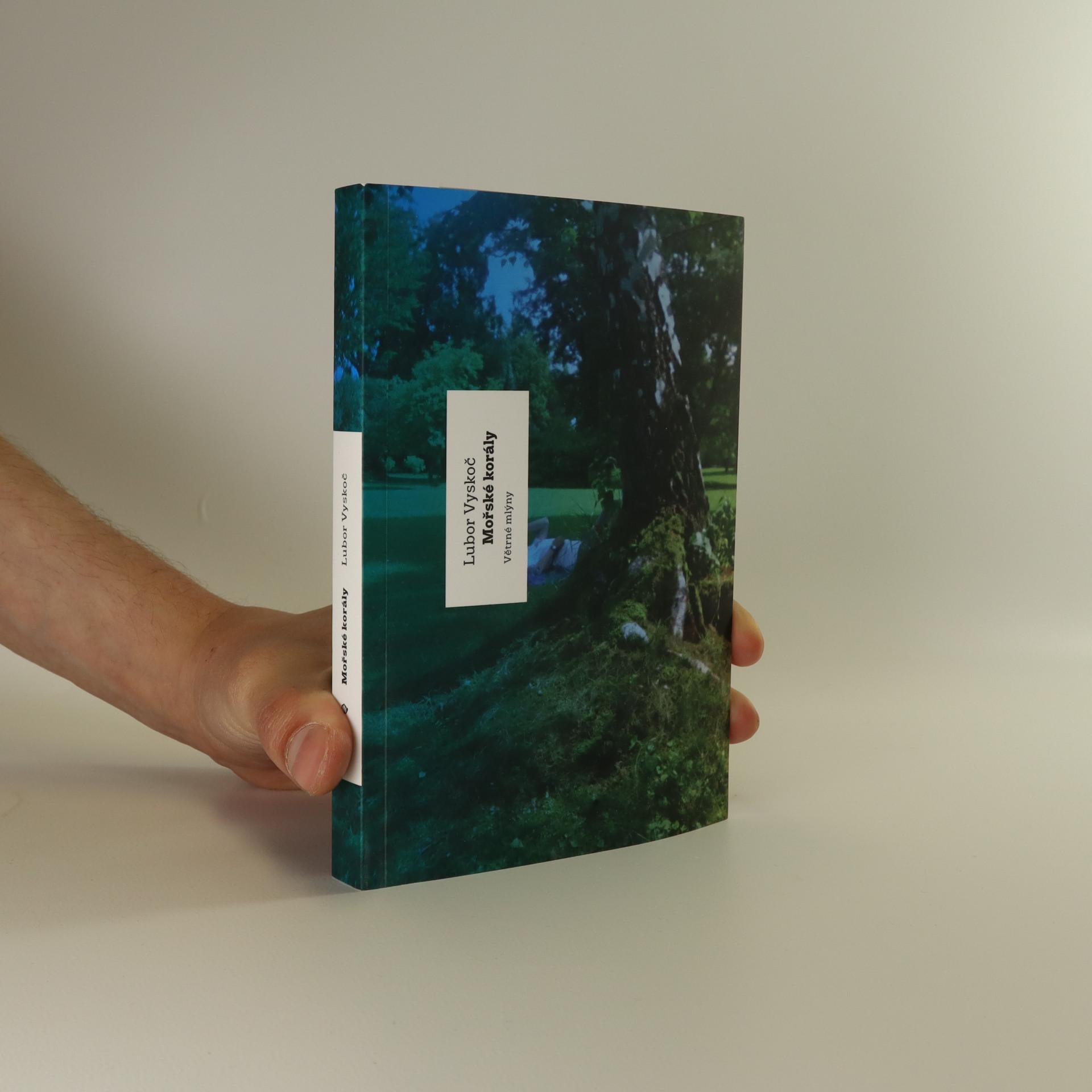 antikvární kniha Mořské korály, 2017