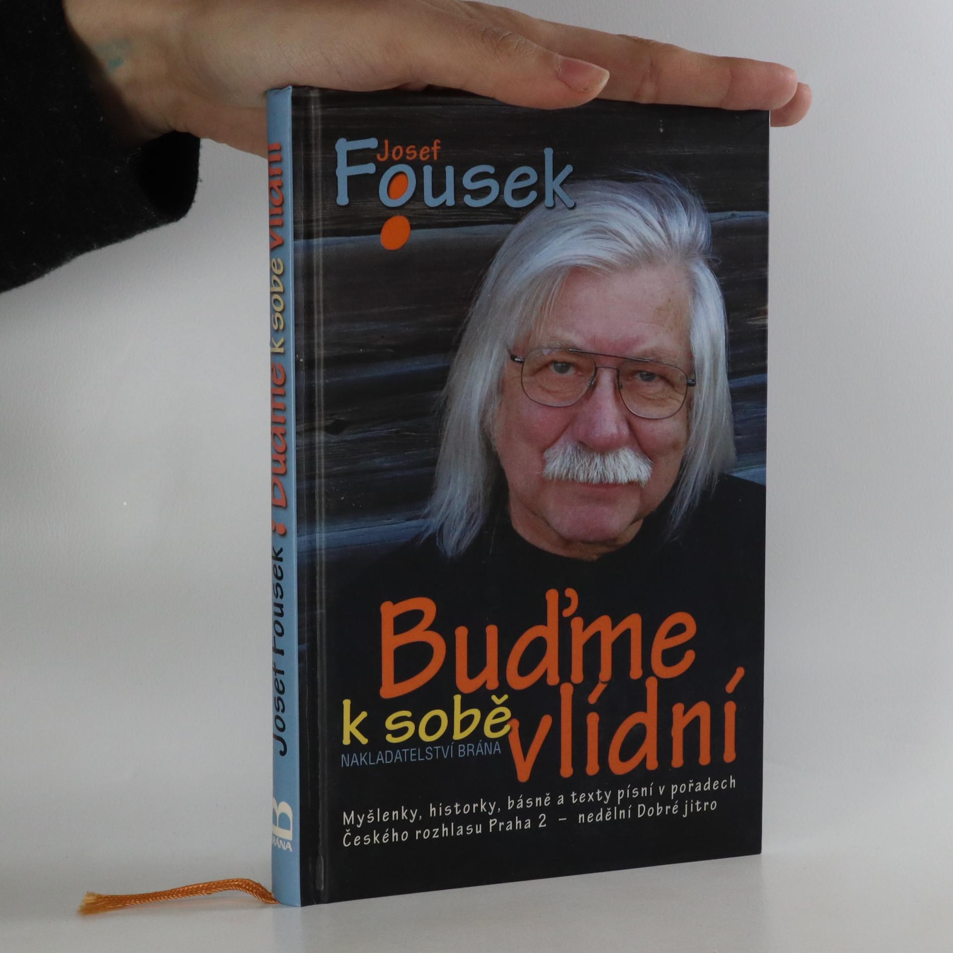 antikvární kniha Buďme k sobě vlídní, 2009