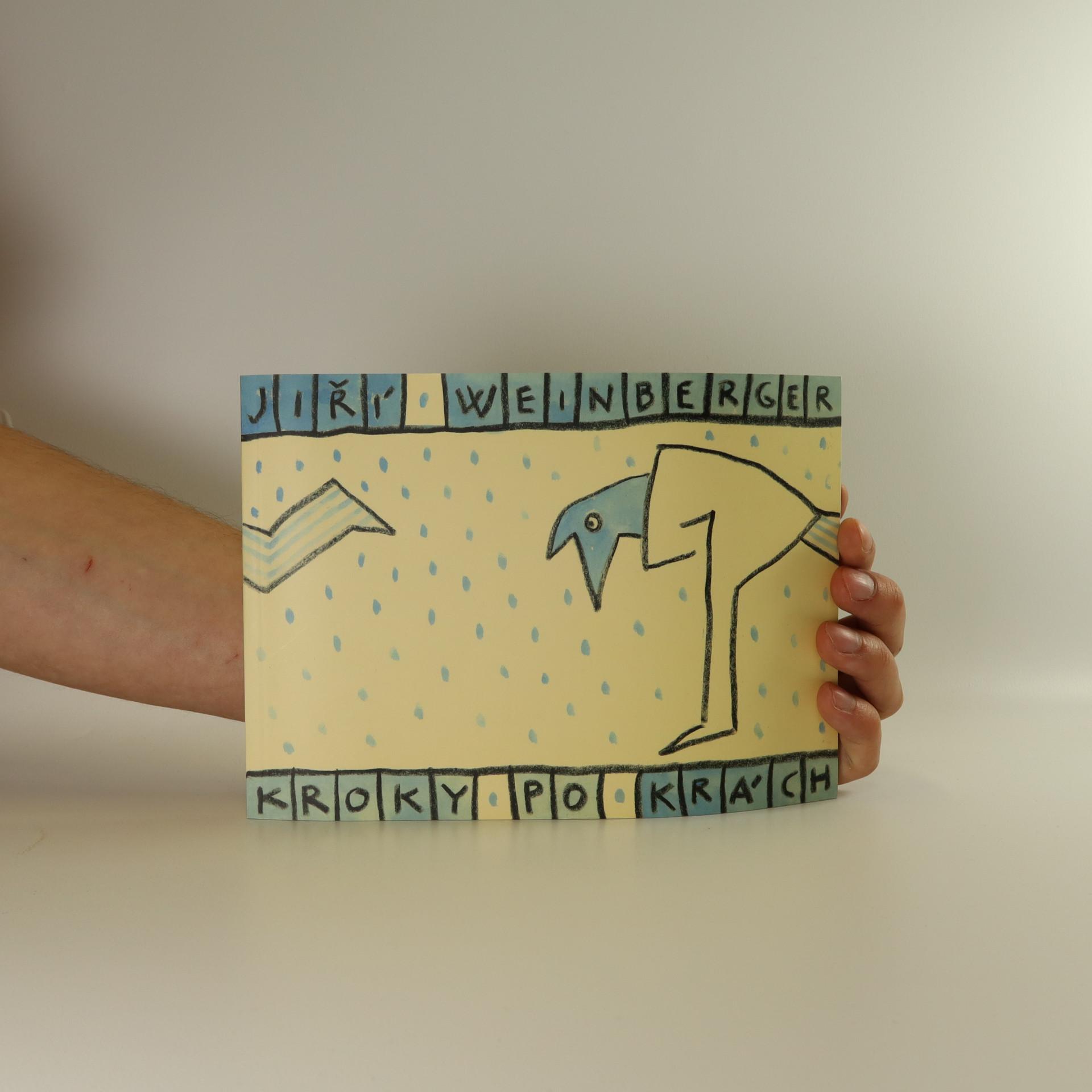 antikvární kniha Kroky po krách (viz foto a stav), 2006