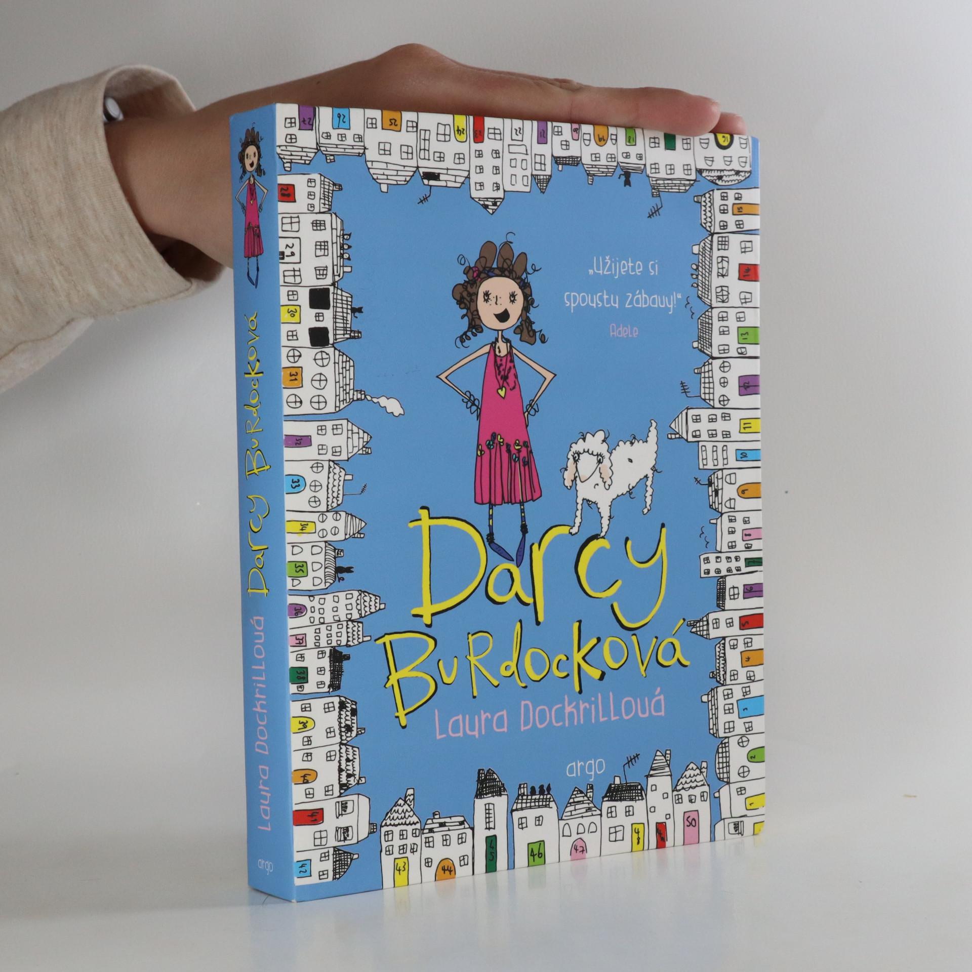antikvární kniha Darcy Burdocková, 2014