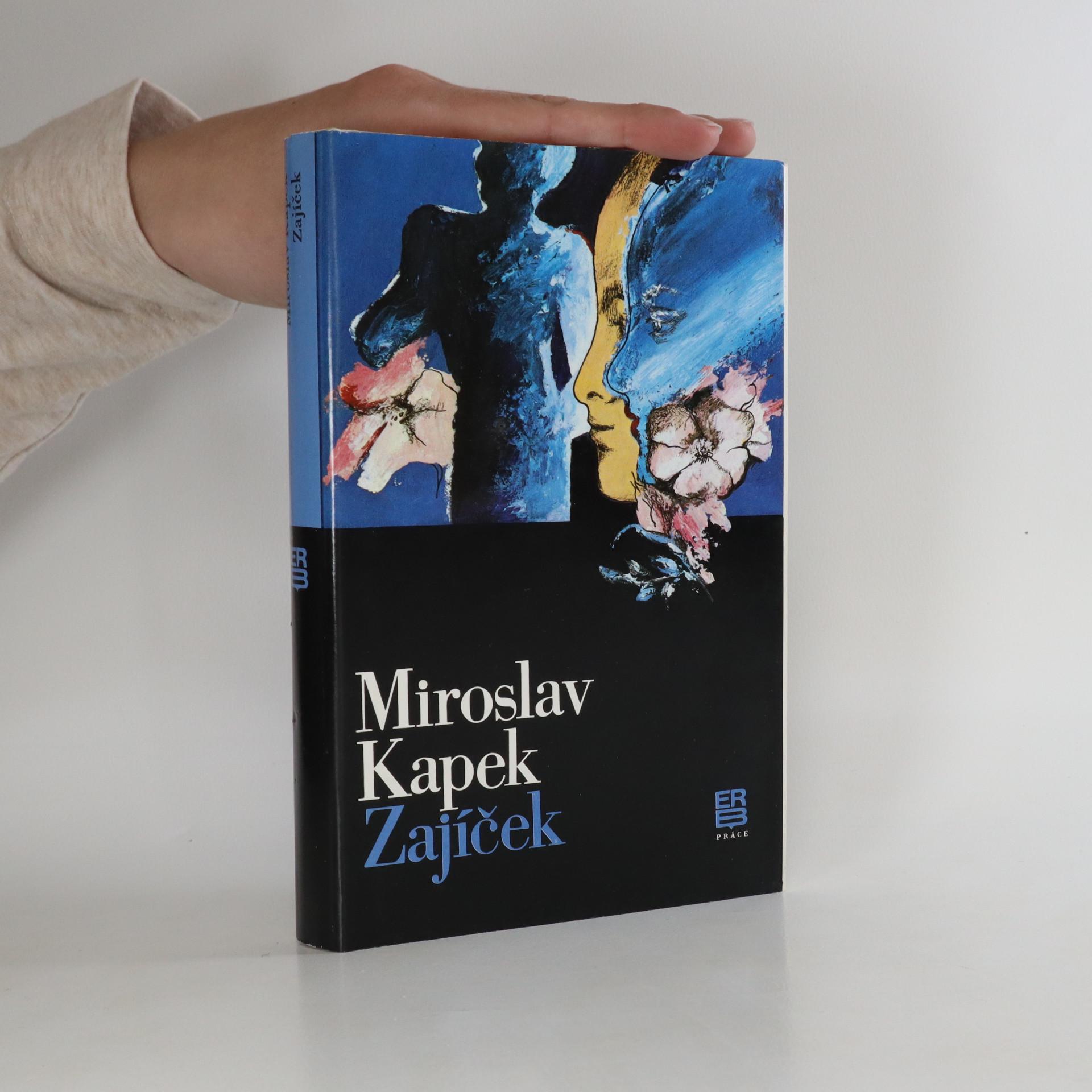 antikvární kniha Zajíček, 1986