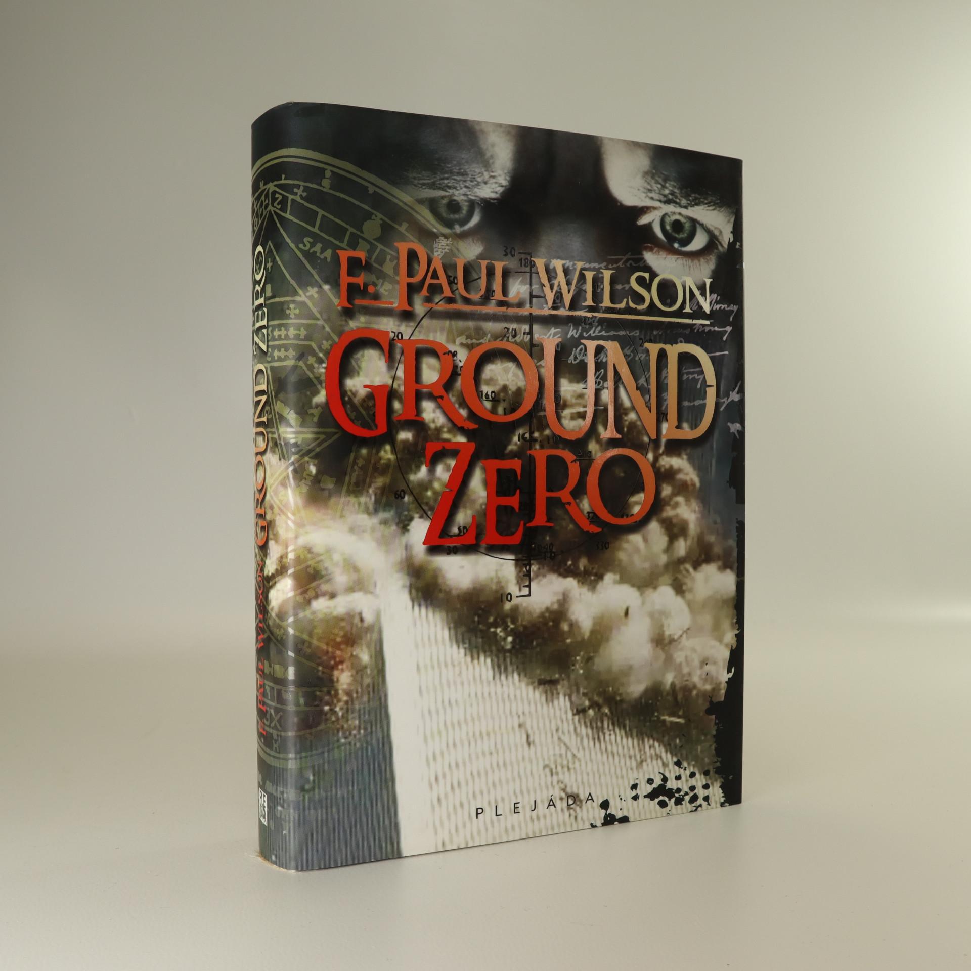 antikvární kniha Ground zero, 2010