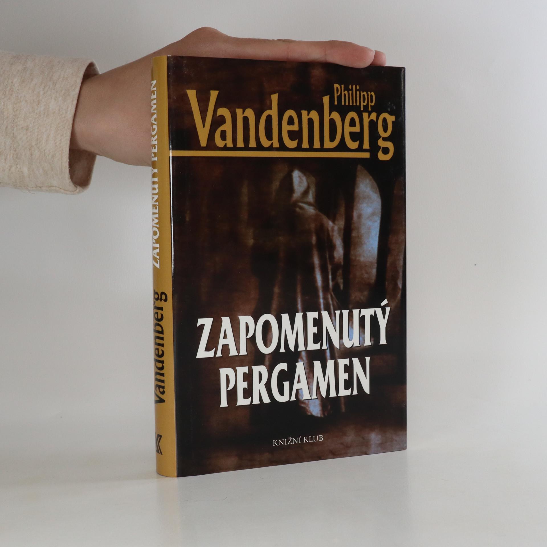 antikvární kniha Zapomenutý pergamen, 2006