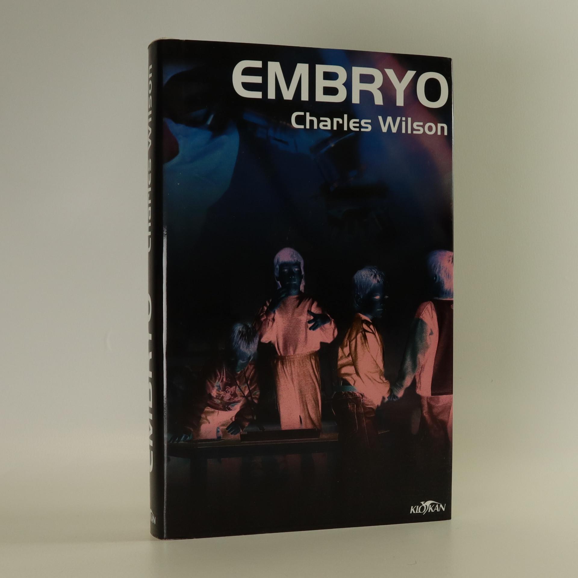 antikvární kniha Embryo, 2000