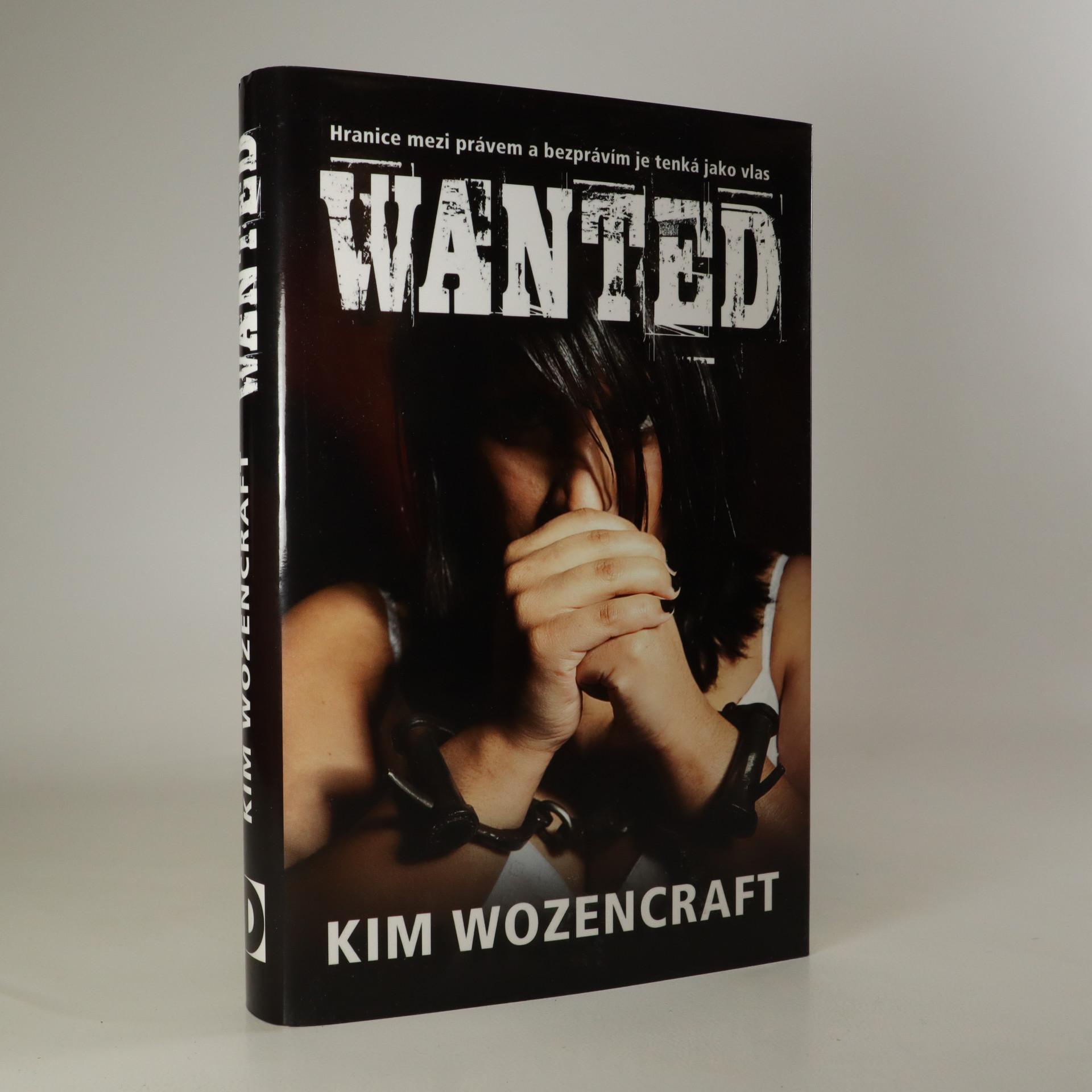 antikvární kniha Wanted, 2010