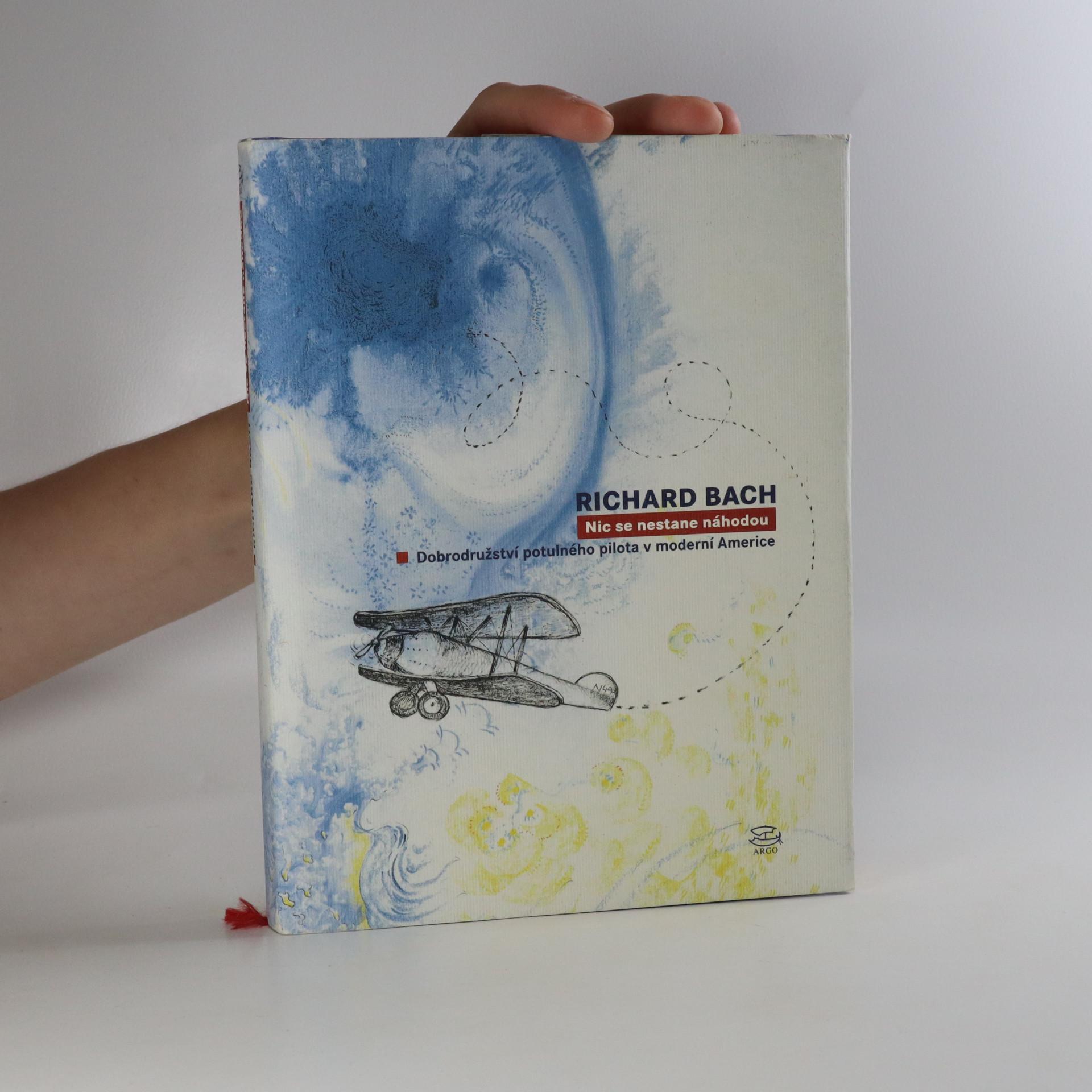 antikvární kniha Nic se nestane náhodou, 2002