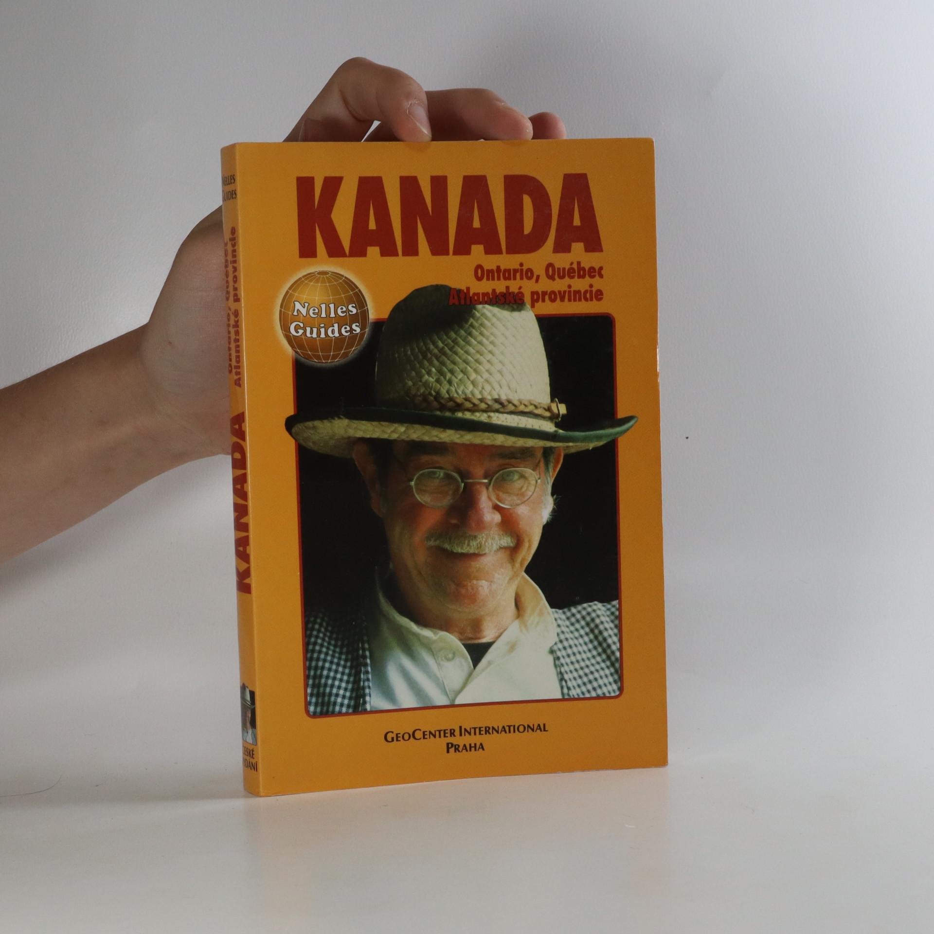 antikvární kniha Kanada, 2000