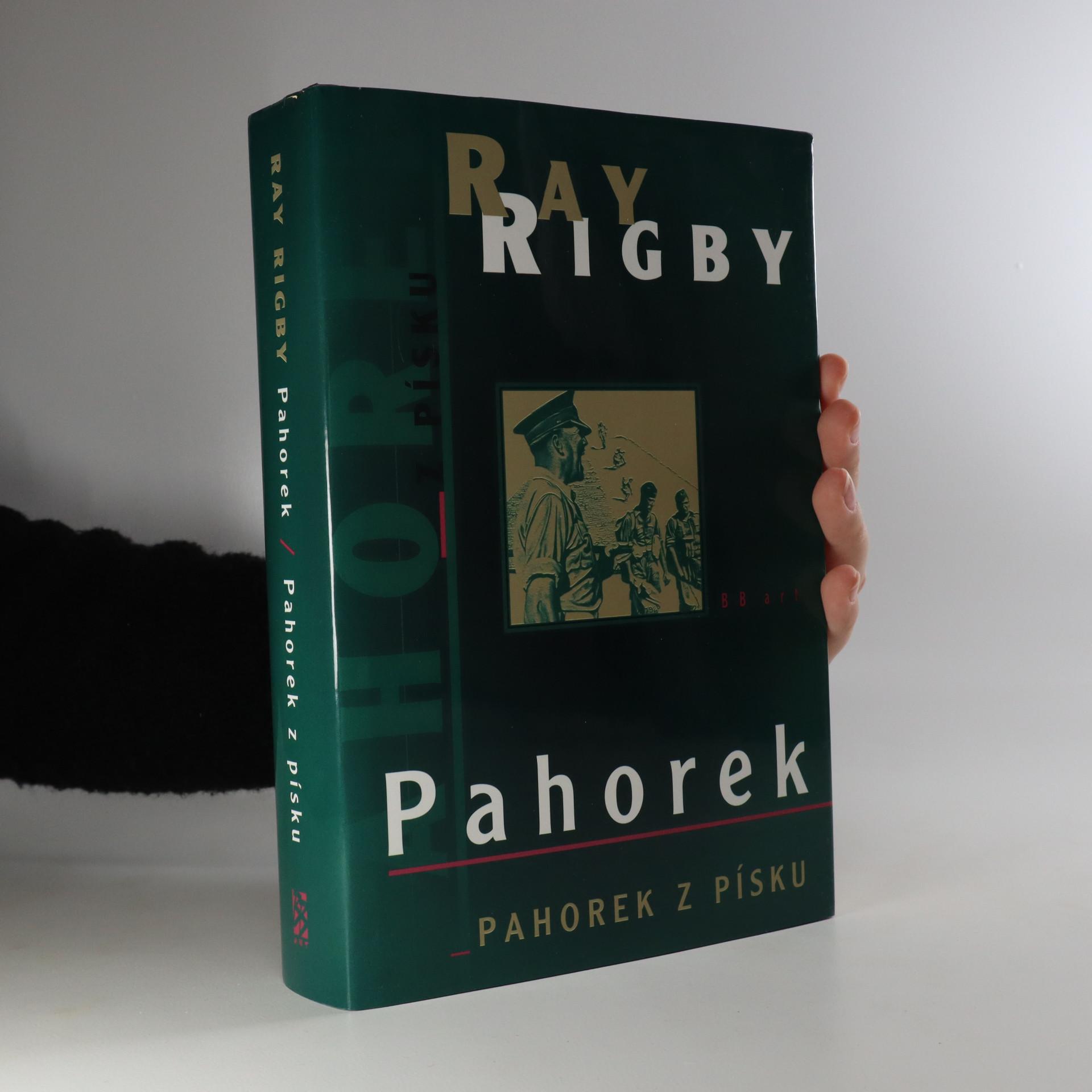 antikvární kniha Pahorek. Pahorek z písku, 1999