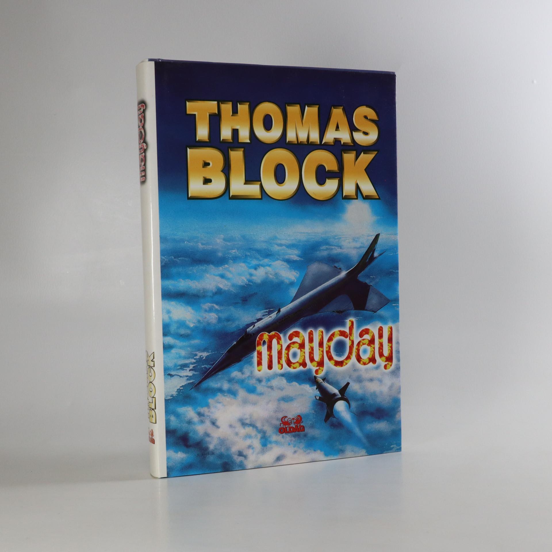 antikvární kniha Mayday, 1995