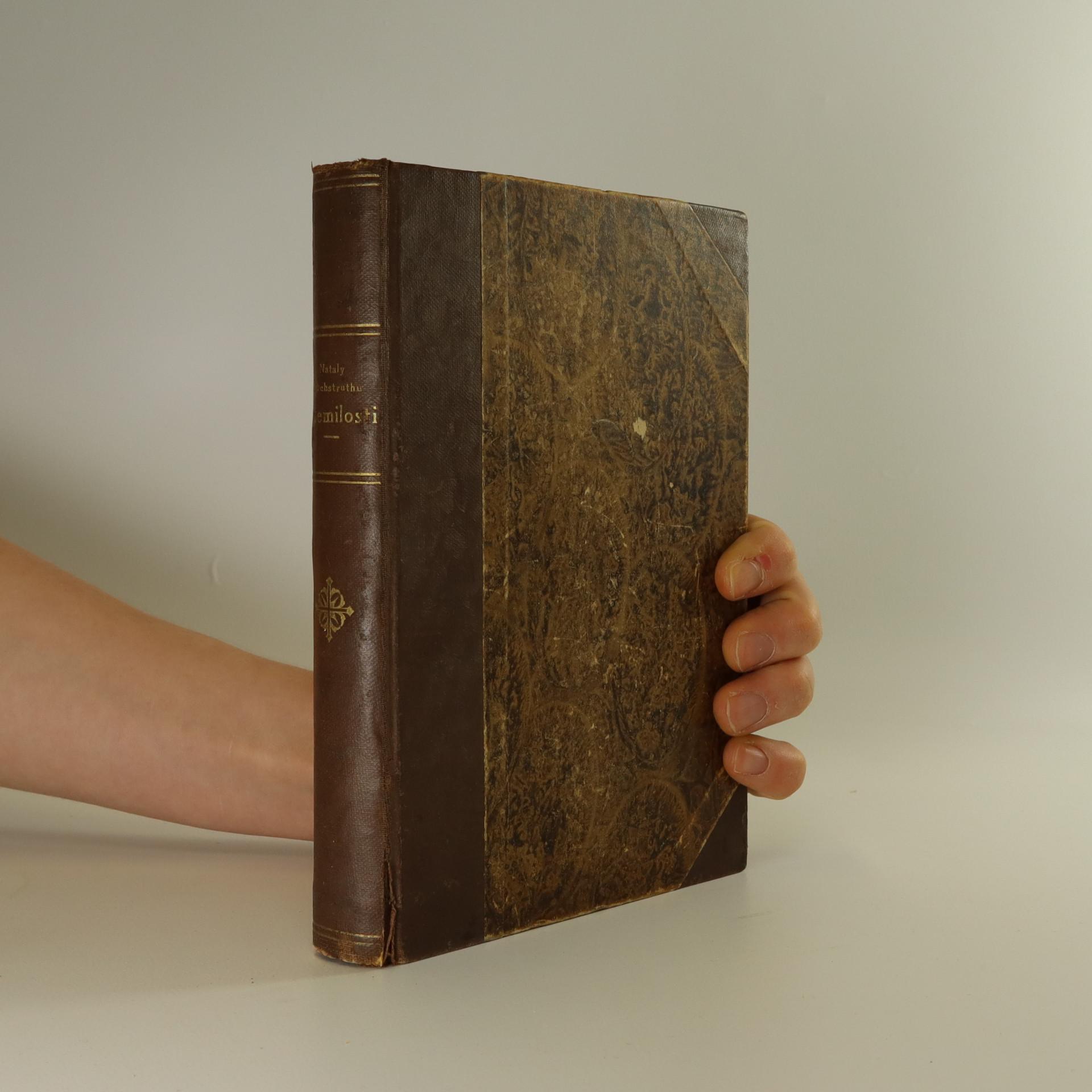 antikvární kniha V nemilosti, neuveden