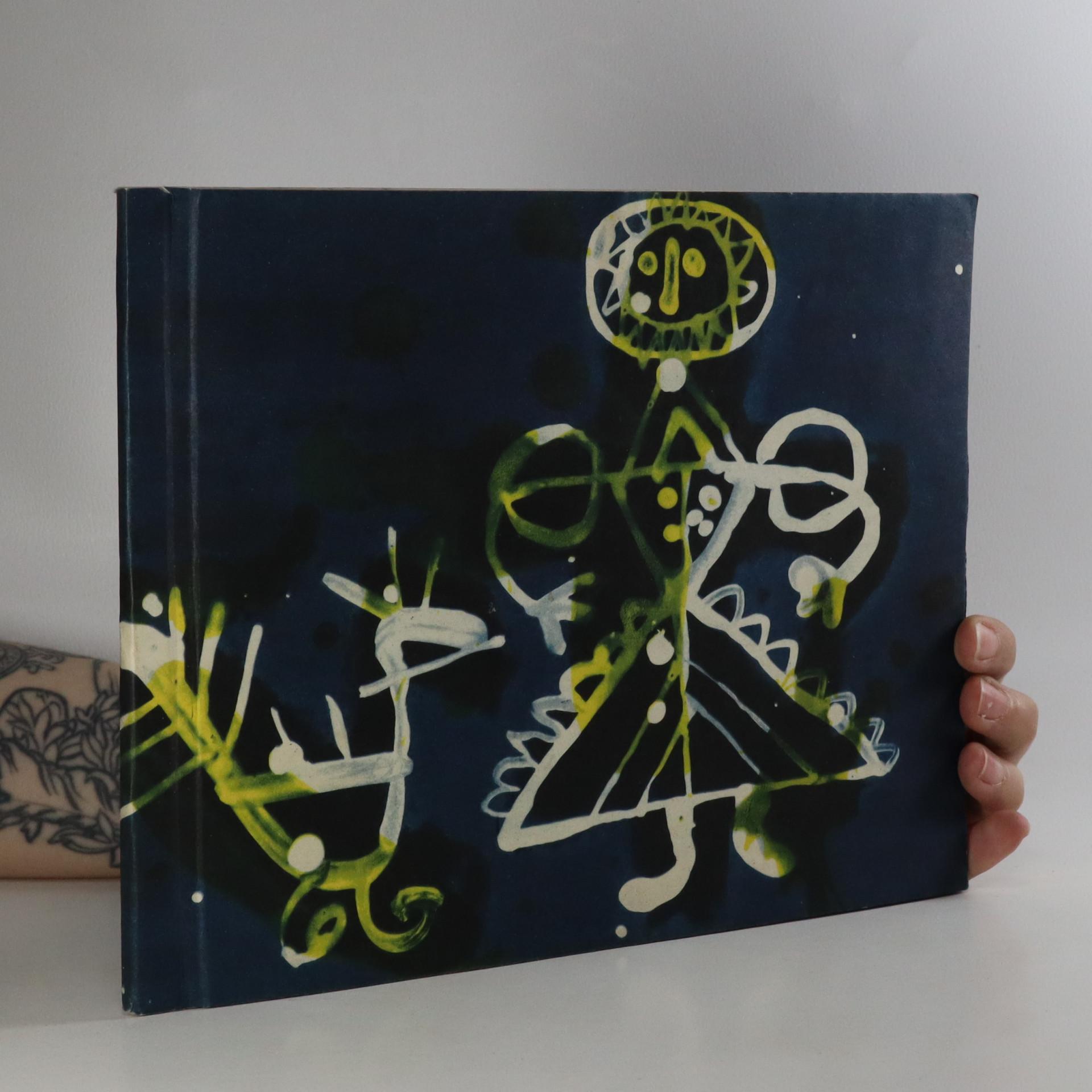 antikvární kniha Lidová umělecká výroba 1963, 1963