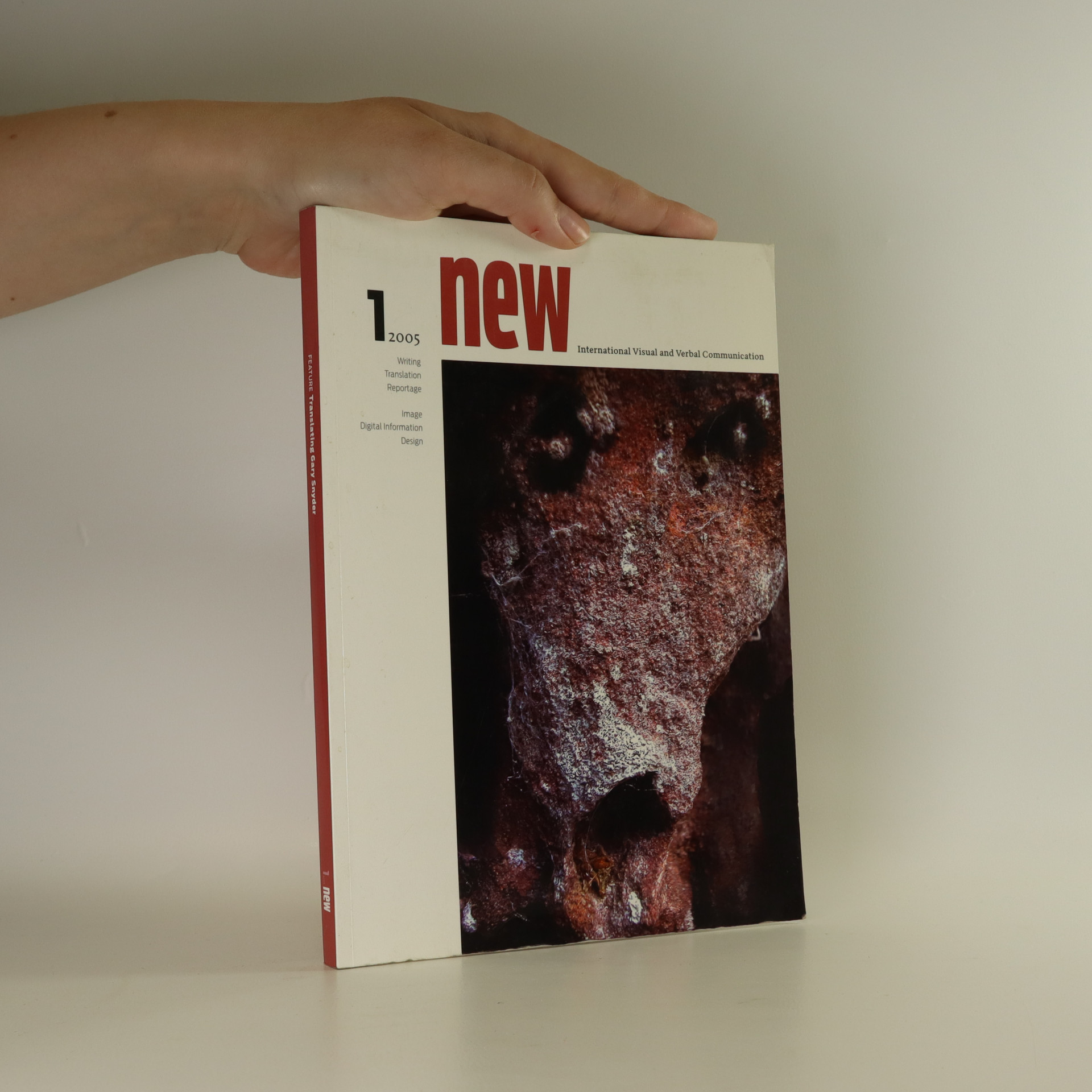 antikvární kniha New. International Visual and Verbal Communication (Issue 1, 2005), neuveden