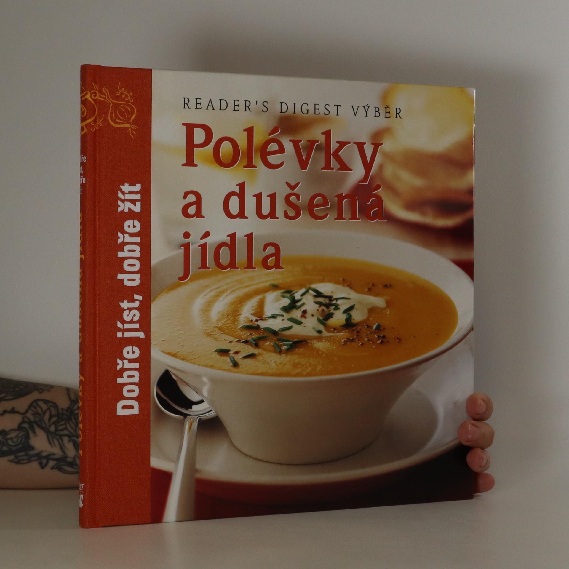 antikvární kniha Polévky a dušená jídla, 2007