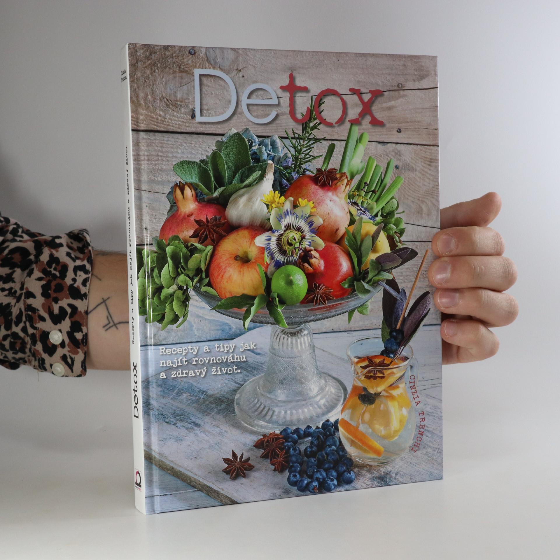 antikvární kniha Detox, 2016