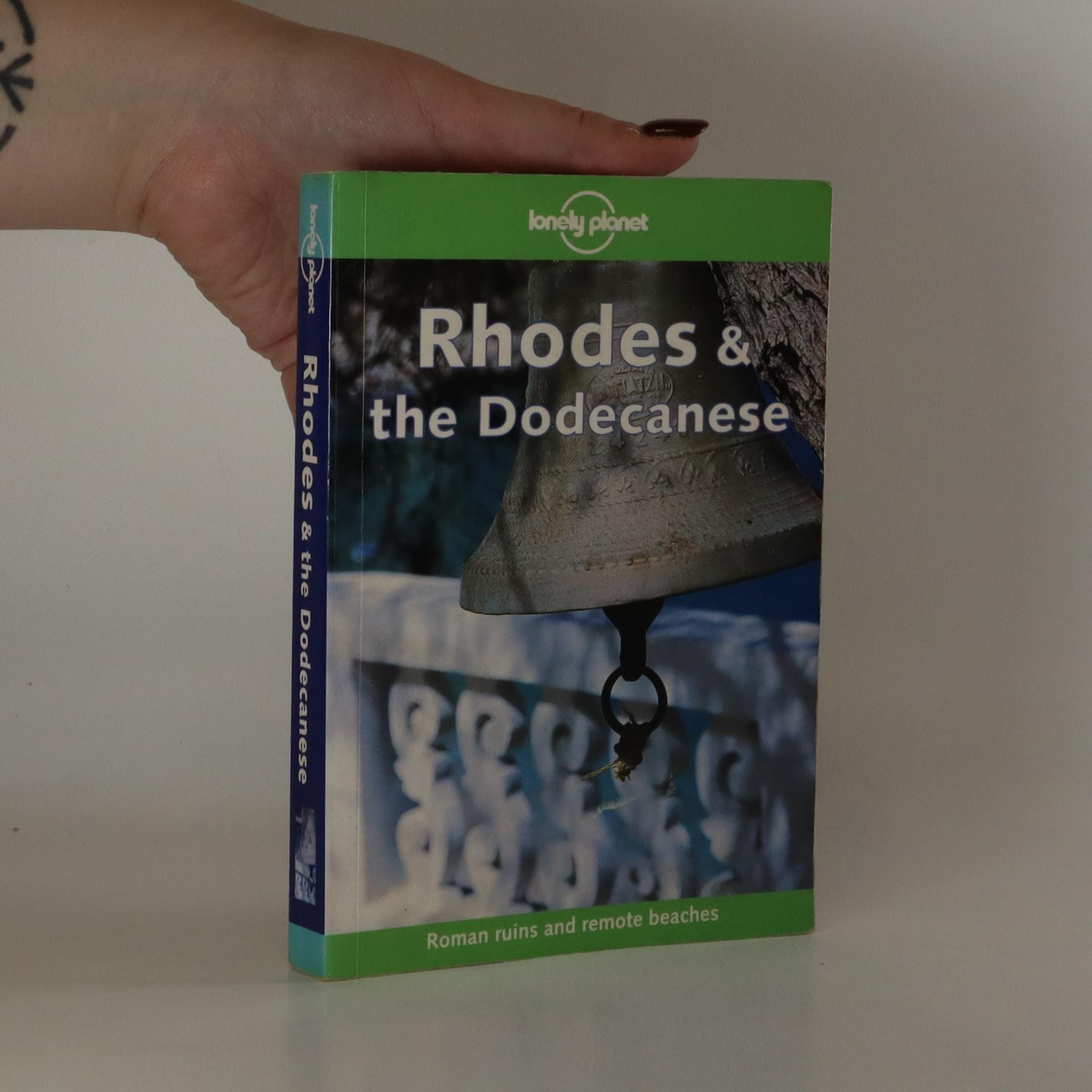 antikvární kniha Rhodes & the Dodecanese, 2001