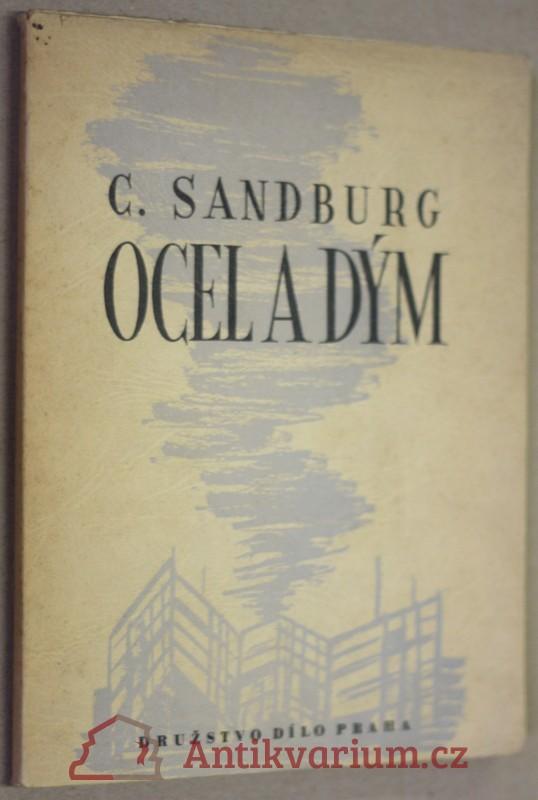 antikvární kniha Ocel a dým, 1946