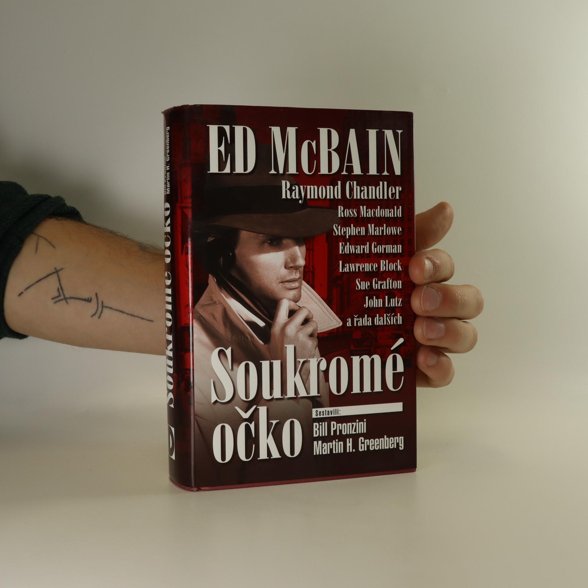 antikvární kniha Soukromé očko, 2005