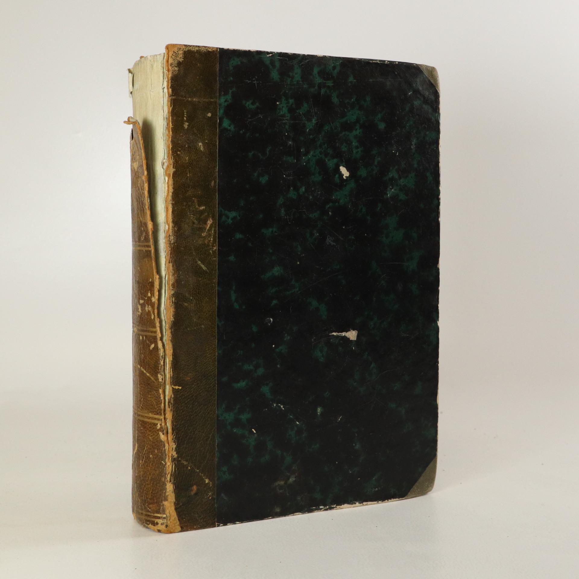 antikvární kniha Сочиненiя Ломоносова (Dílo Lomonosova), 1850