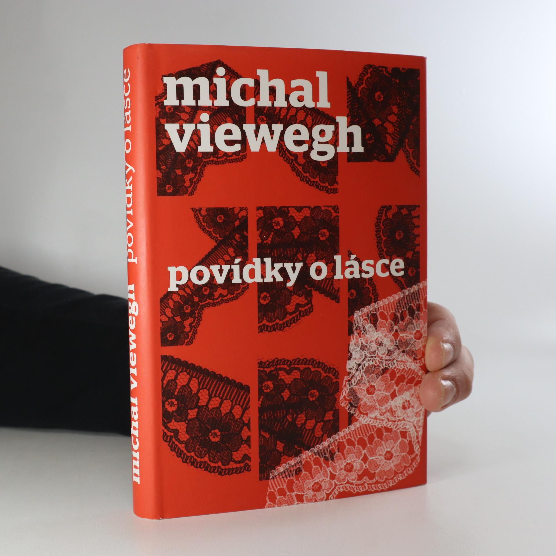 antikvární kniha Povídky o lásce, 2009