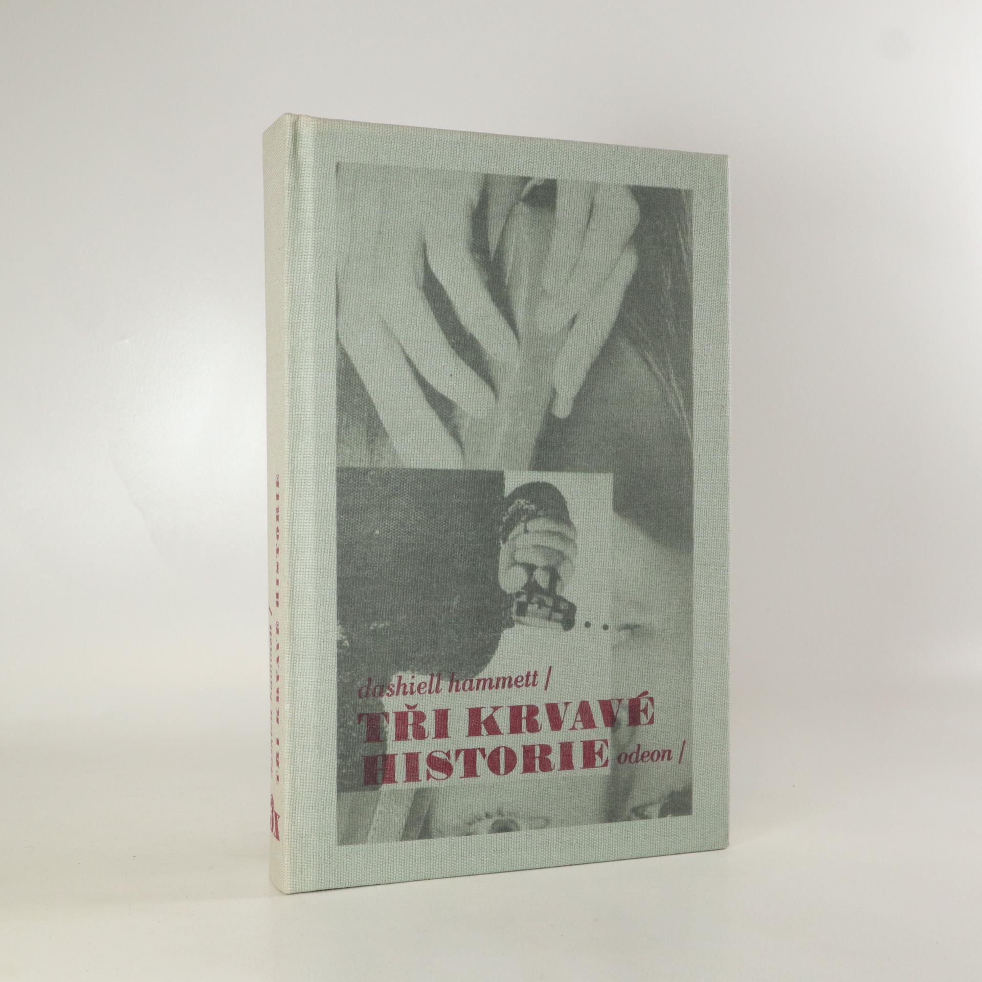antikvární kniha Tři krvavé historie, 1987