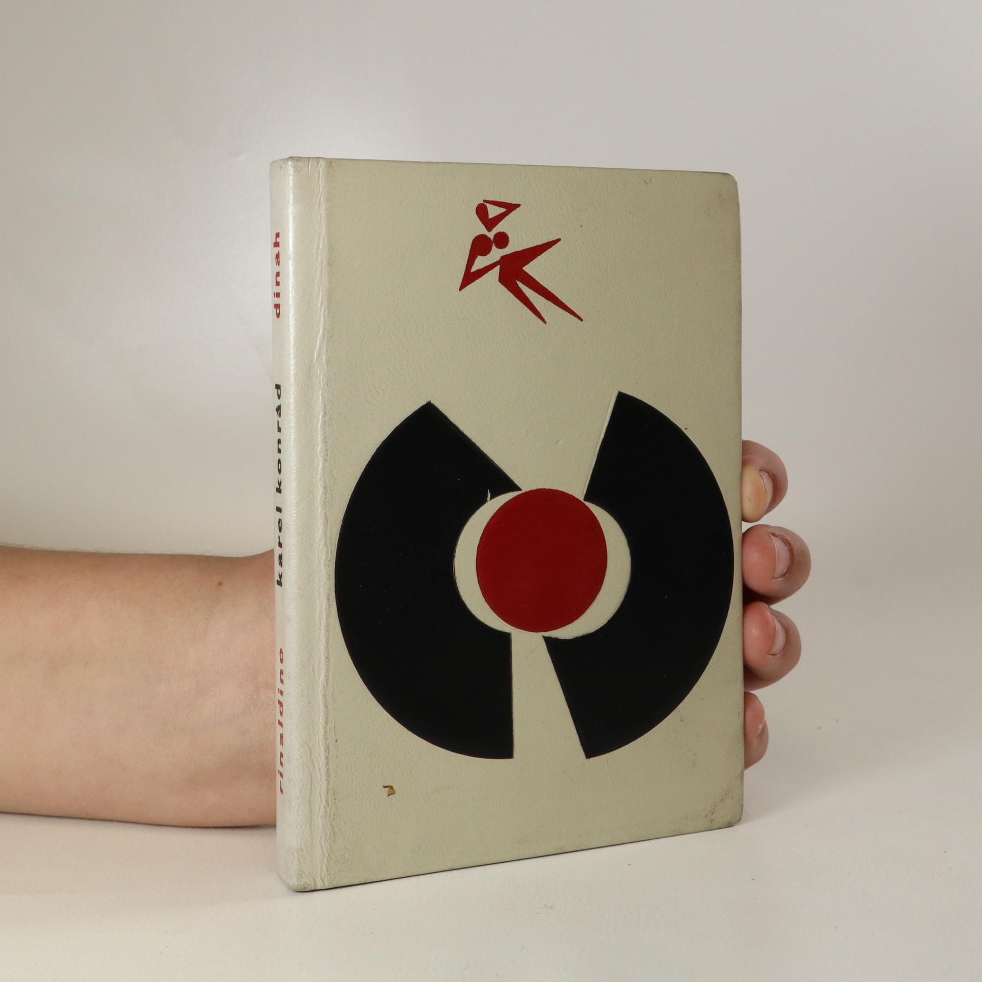 antikvární kniha Rinaldino. Dinah, 1961