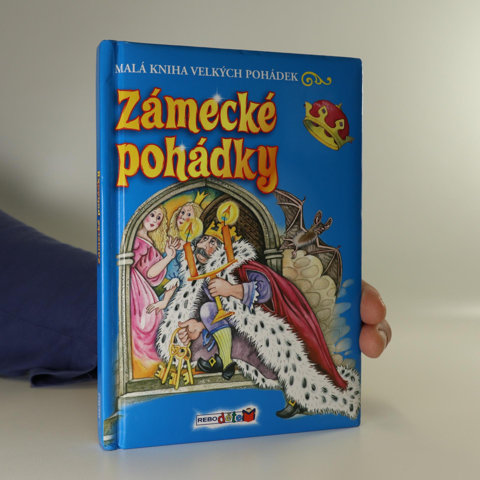 antikvární kniha Zámecké pohádky, 2010