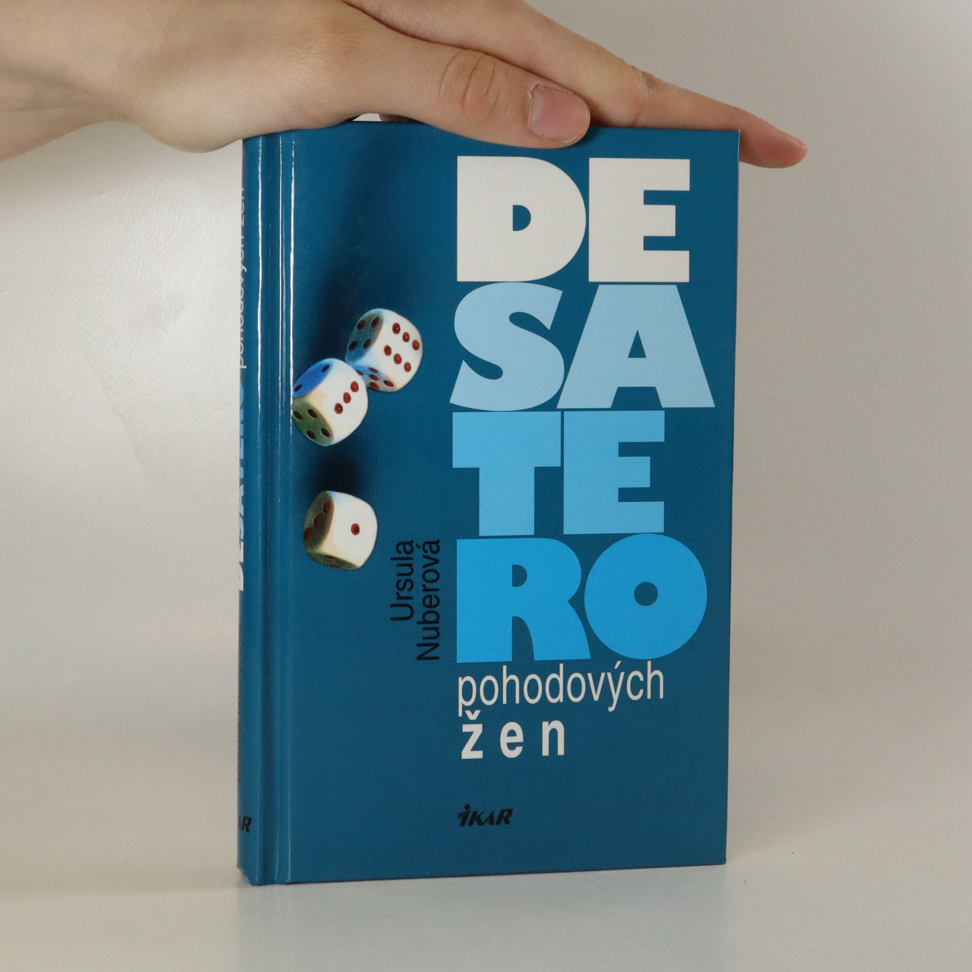 antikvární kniha Desatero pohodových žen, 2003