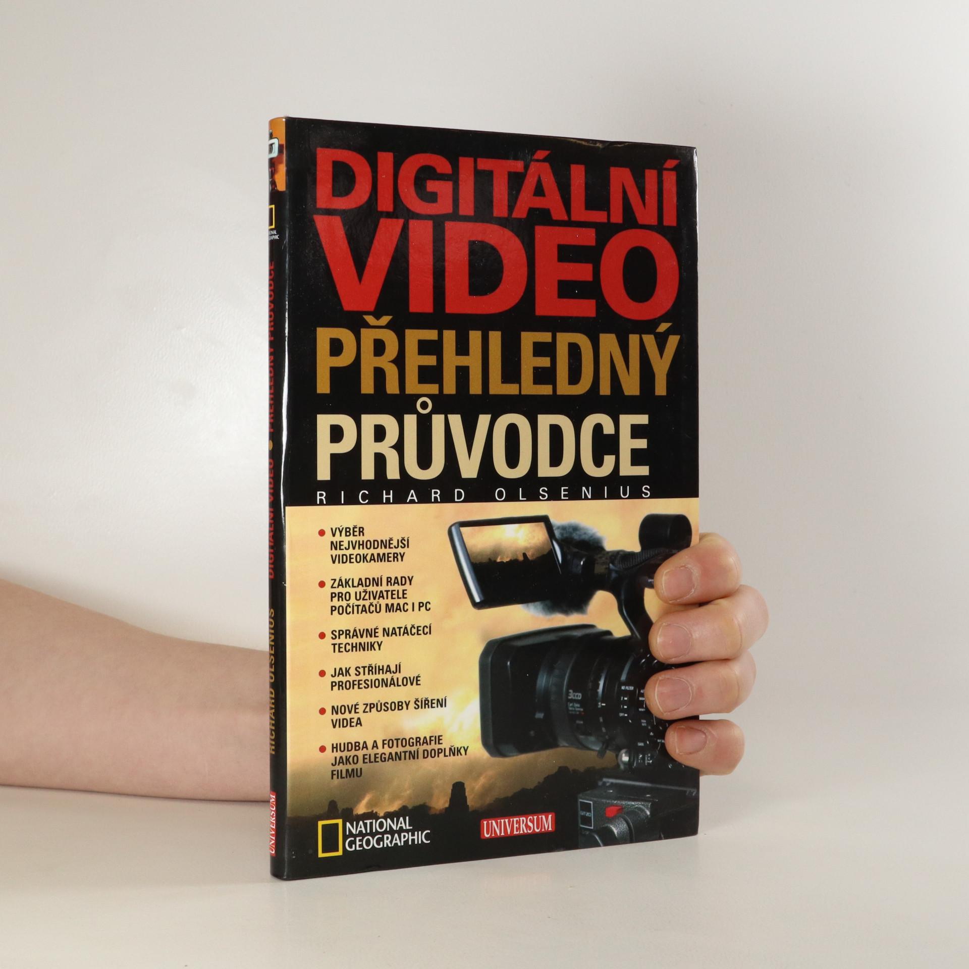 antikvární kniha Digitální video , 2009