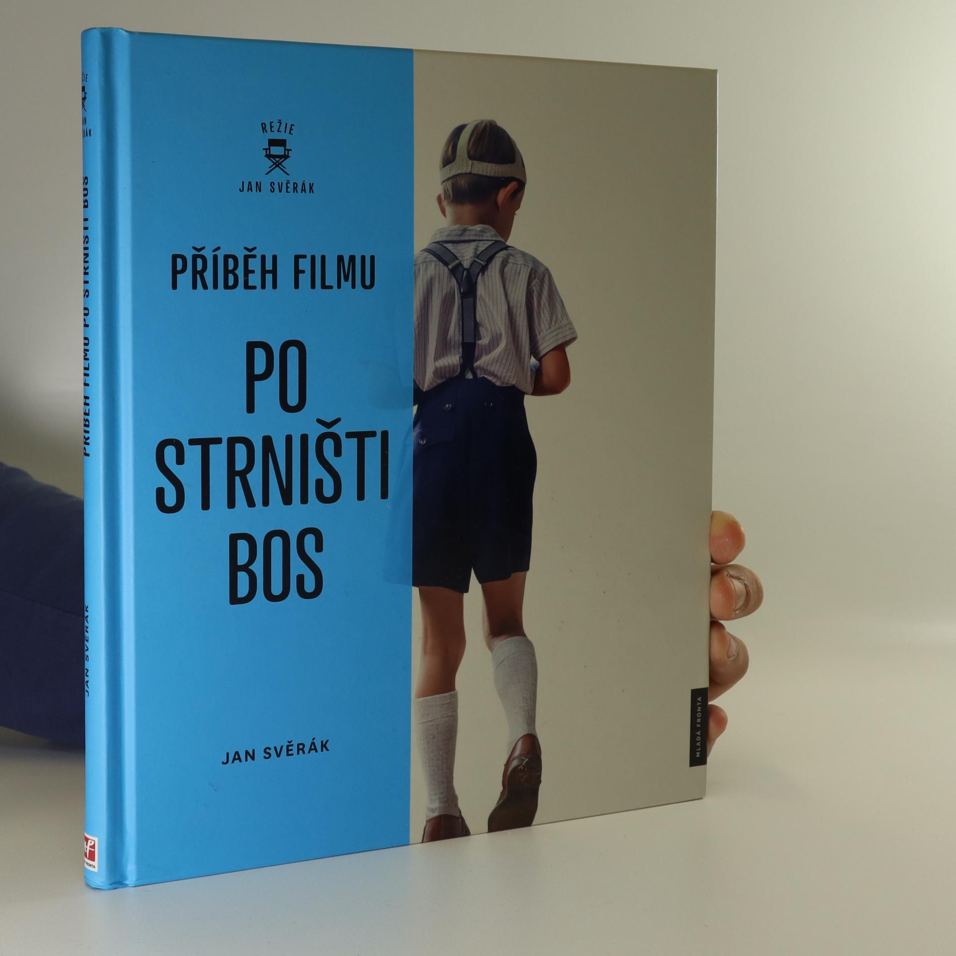 antikvární kniha Příběh filmu Po strništi bos, 2017