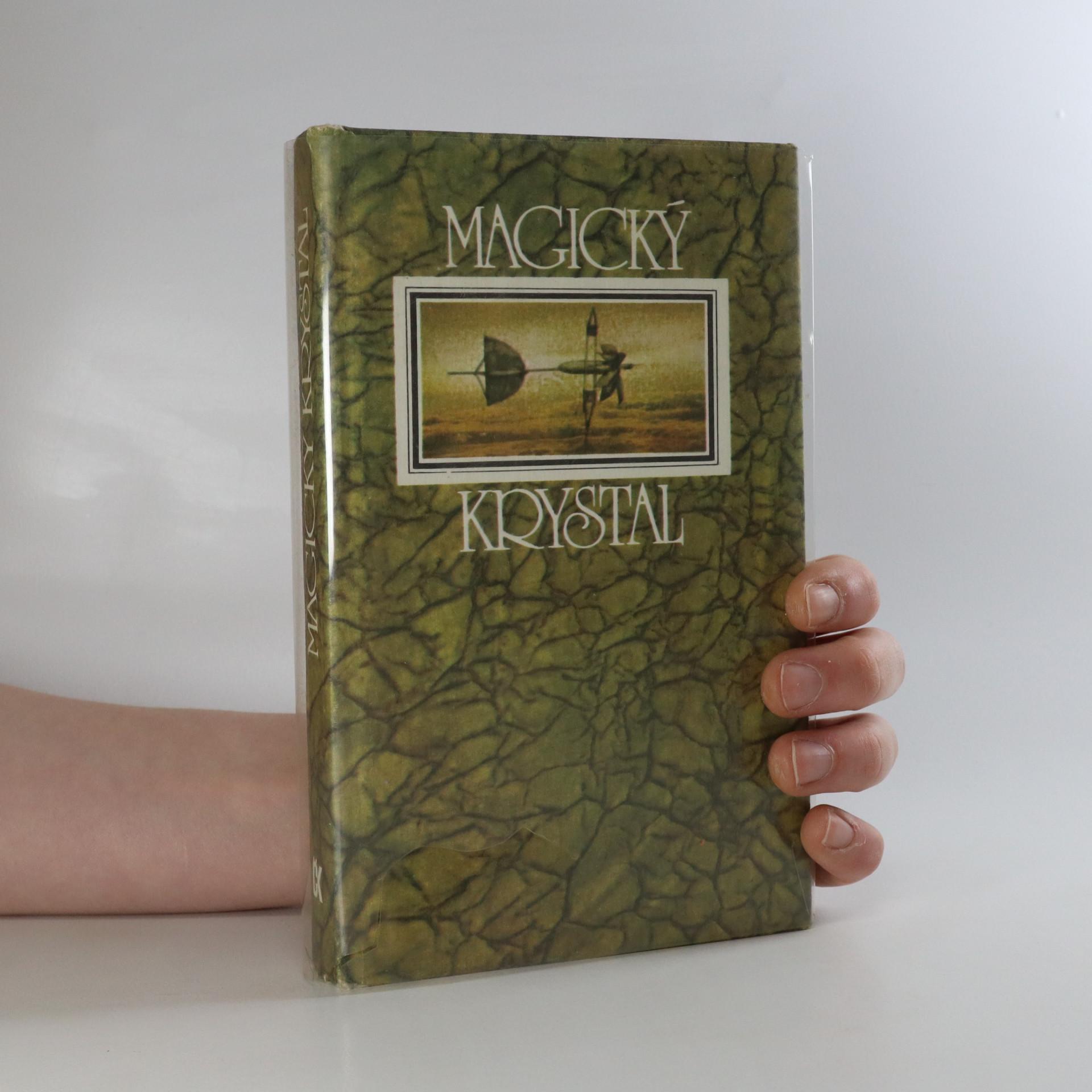 antikvární kniha Magický krystal, 1982