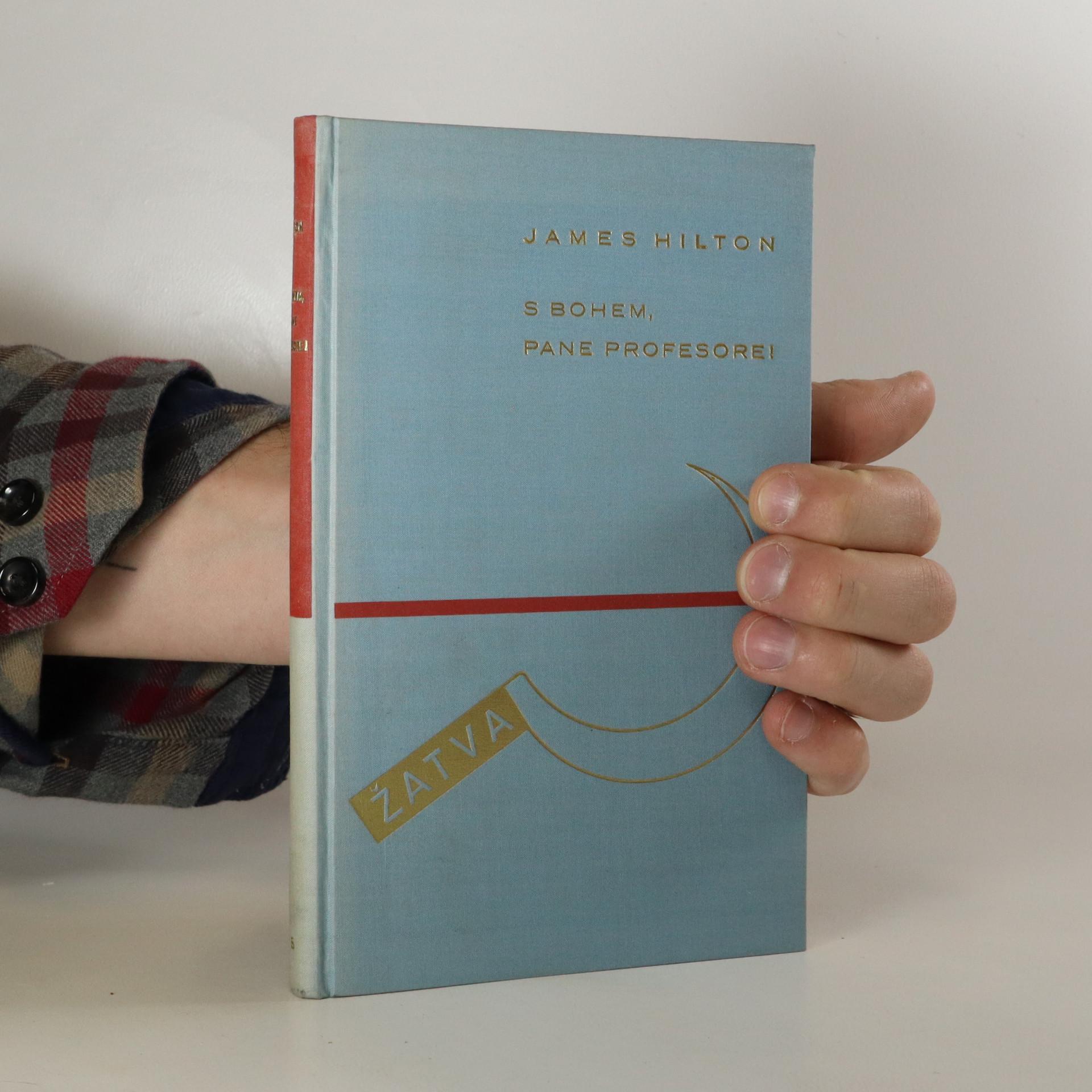 antikvární kniha S Bohem, pane profesore!, 1936