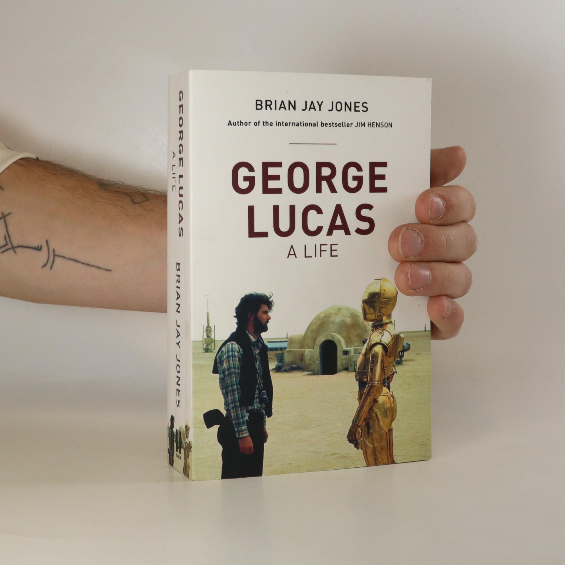 antikvární kniha George Lucas. A life, 2017