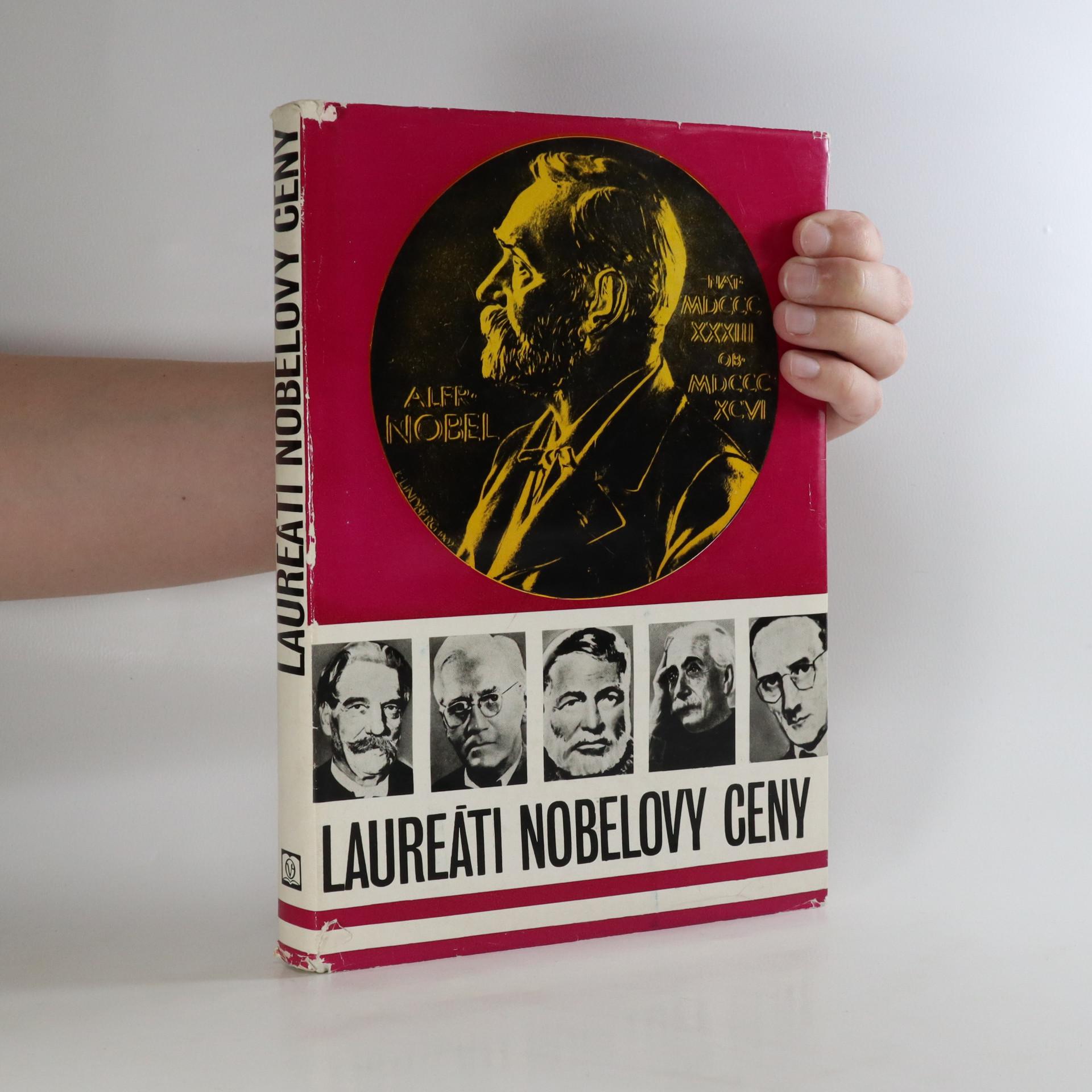 antikvární kniha Laureáti Nobelovy ceny, 1971