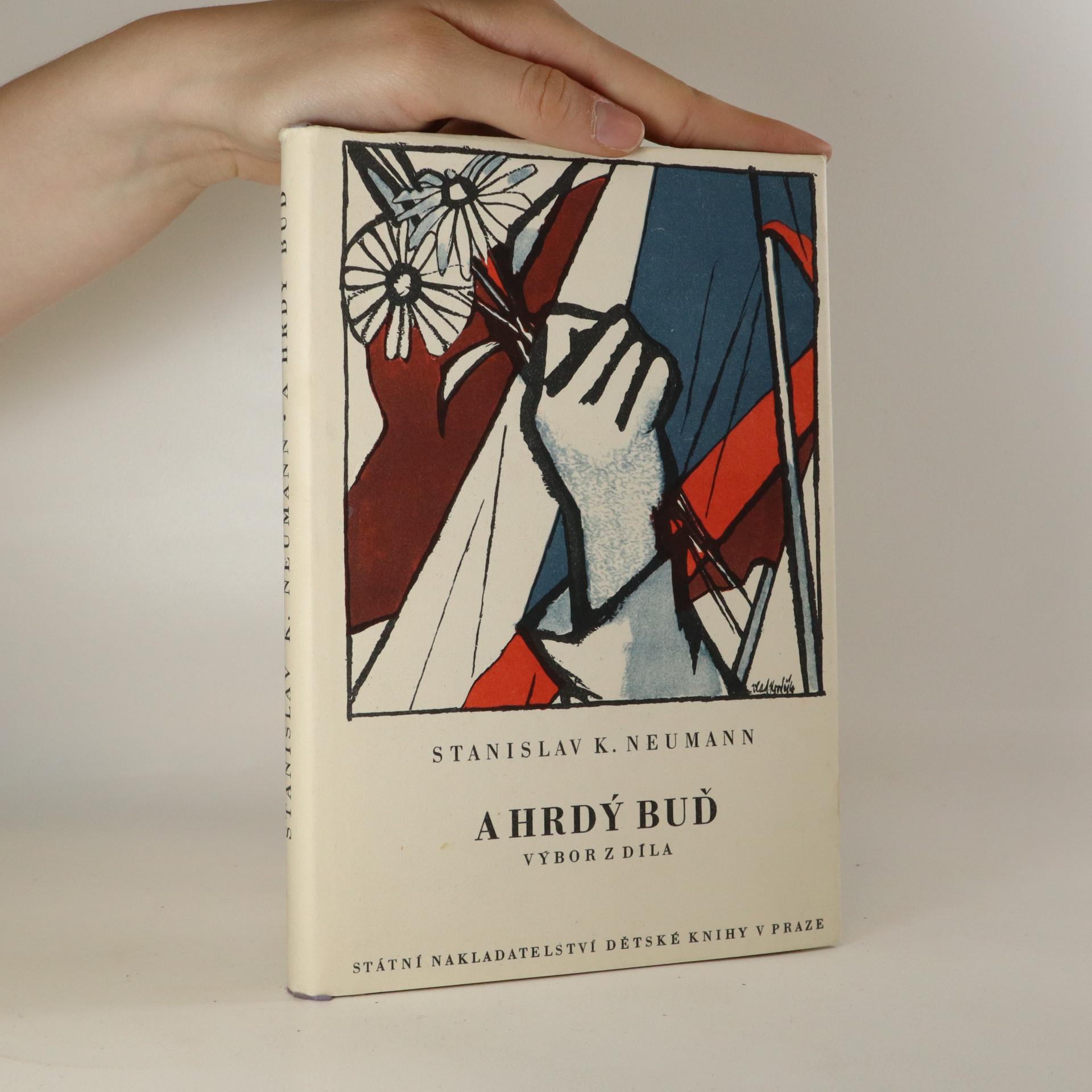 antikvární kniha A hrdý buď (výbor z díla), 1950