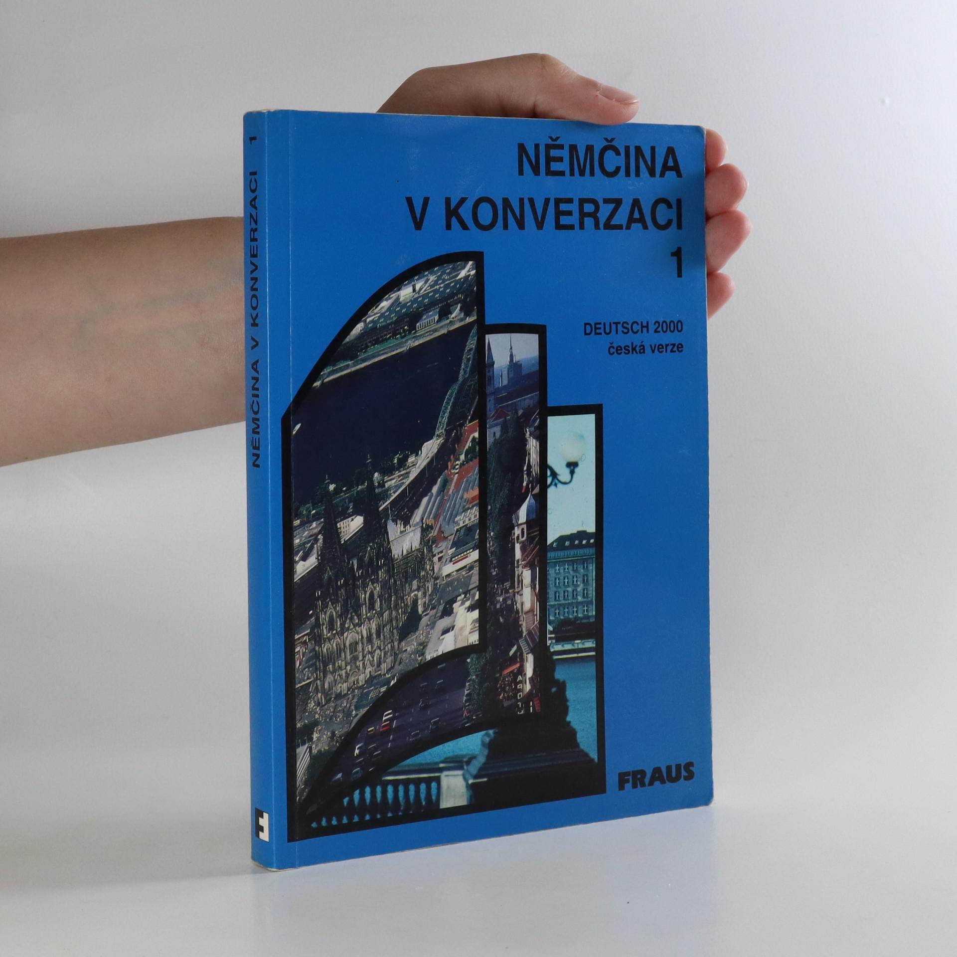 antikvární kniha Němčina v konverzaci. Díl 1, 1993