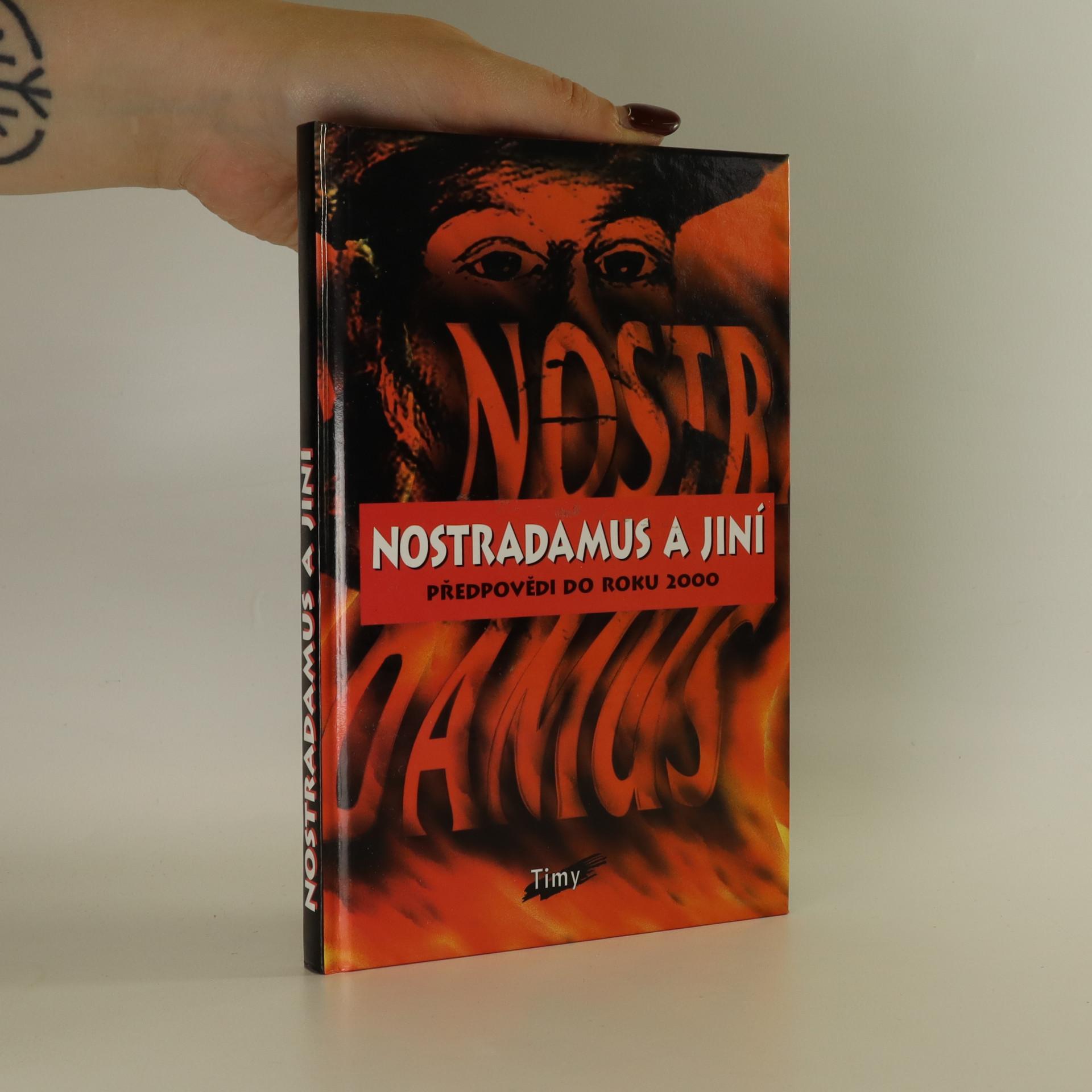 antikvární kniha Nostradamus a jiní. Předpovědi do roku 2000, 1995