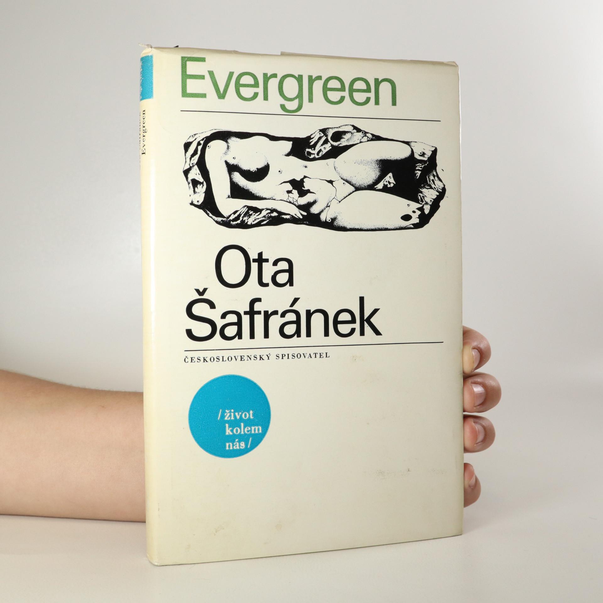 antikvární kniha Evergreen aneb Jedinečné třeštění, 1968