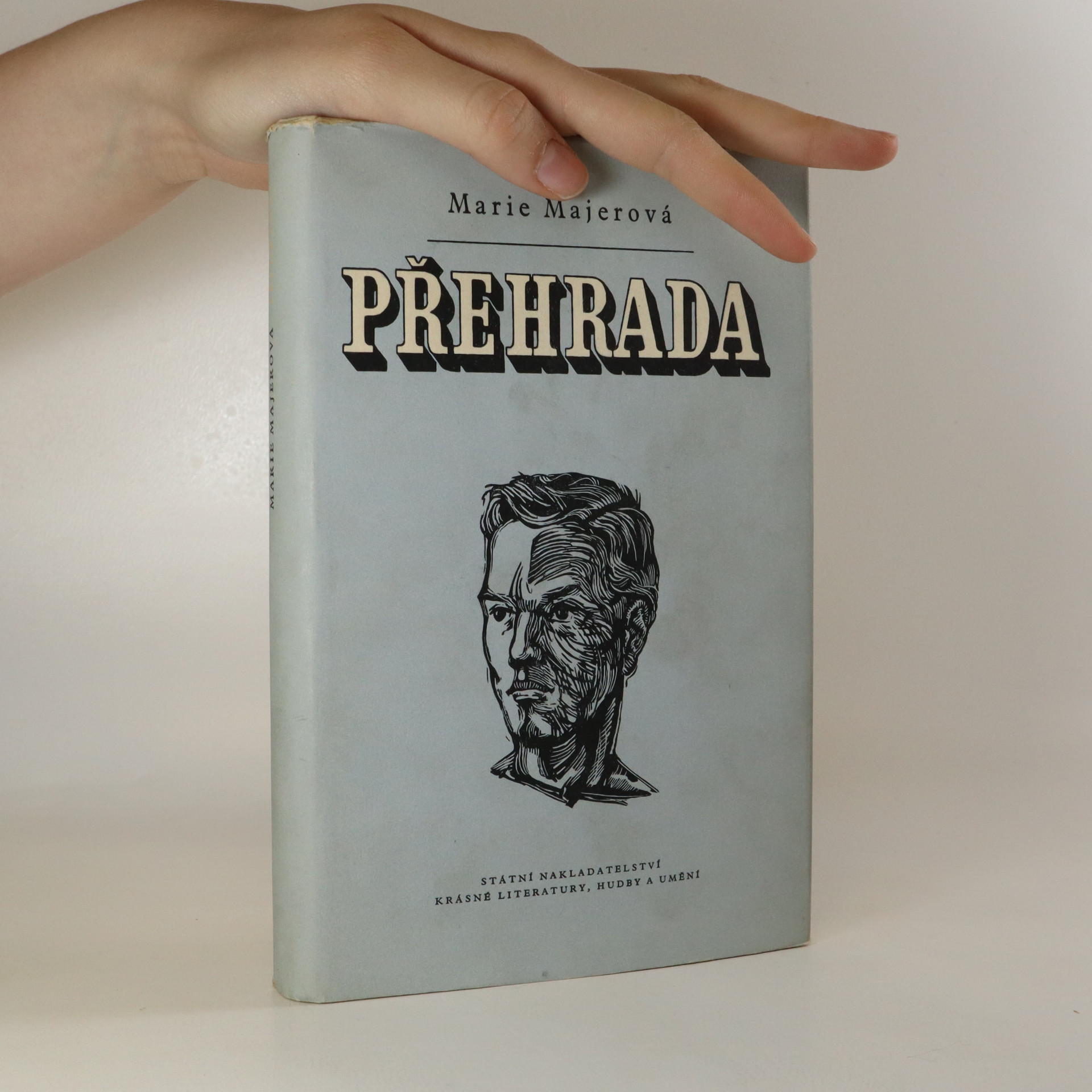 antikvární kniha Přehrada, 1956