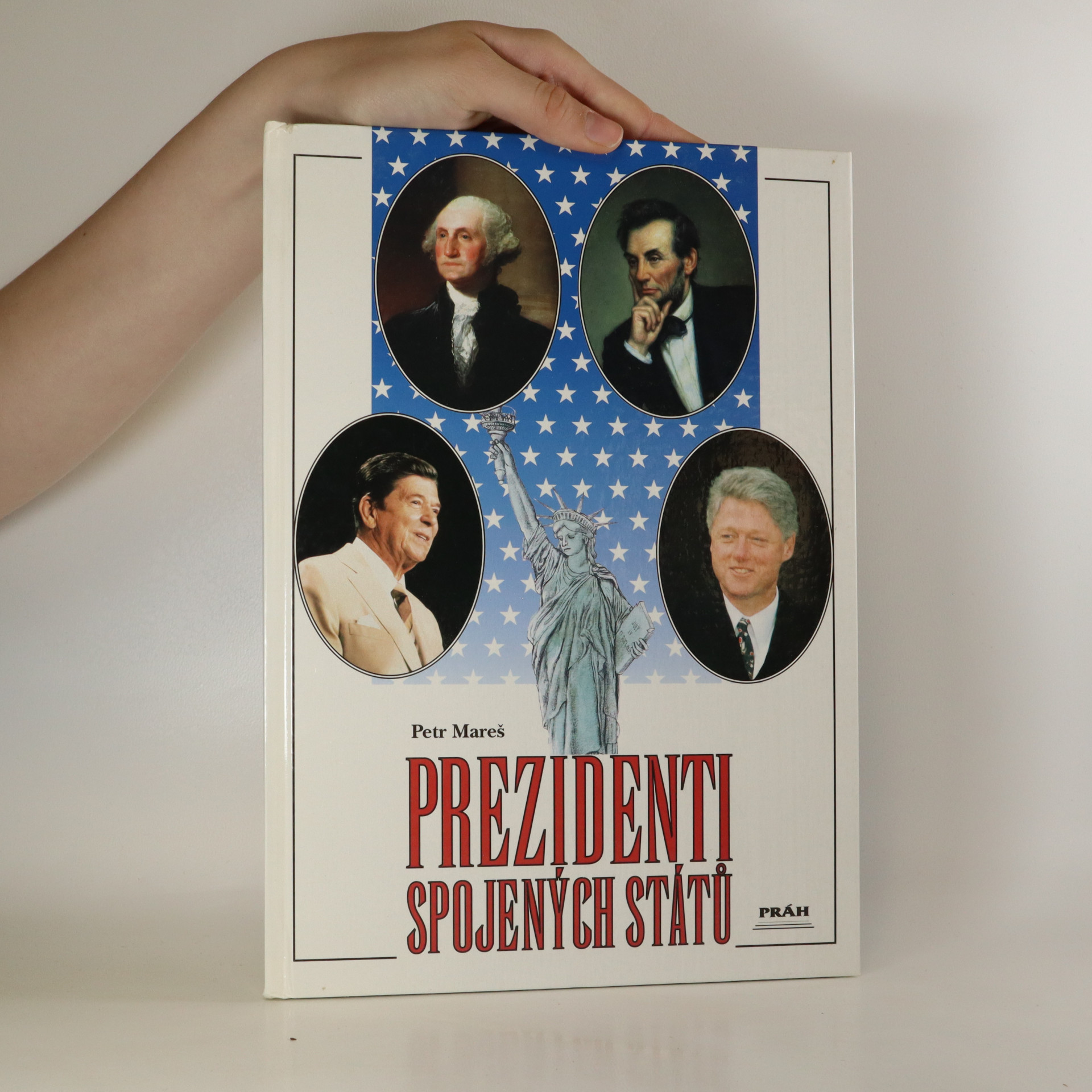antikvární kniha Prezidenti Spojených států, 1994