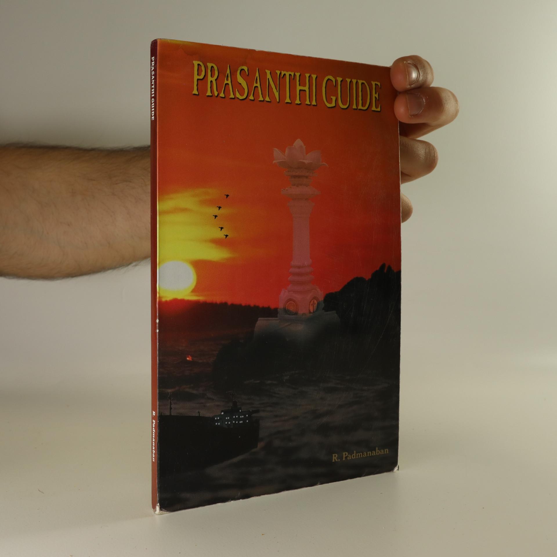 antikvární kniha Prasanthi Guide, 1999
