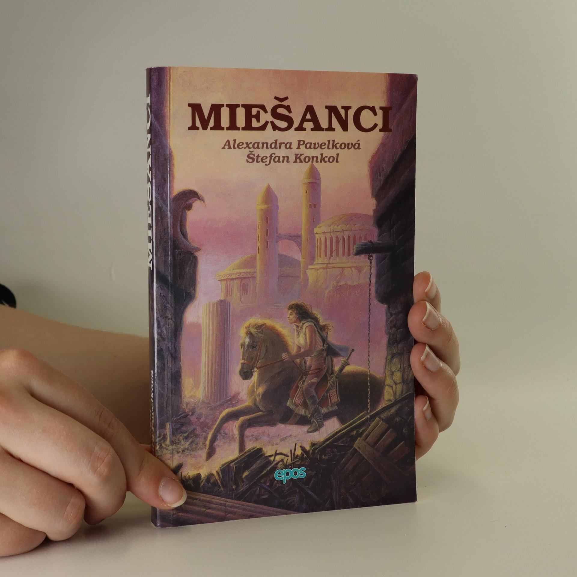 antikvární kniha Miešanci, 2000