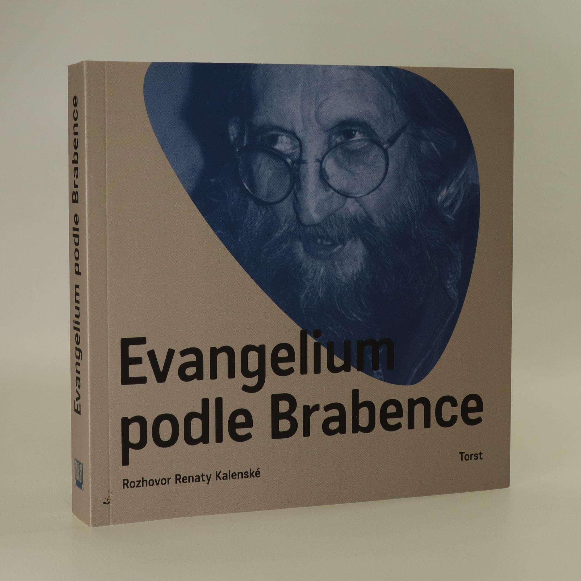antikvární kniha Evangelium podle Brabence, 2010