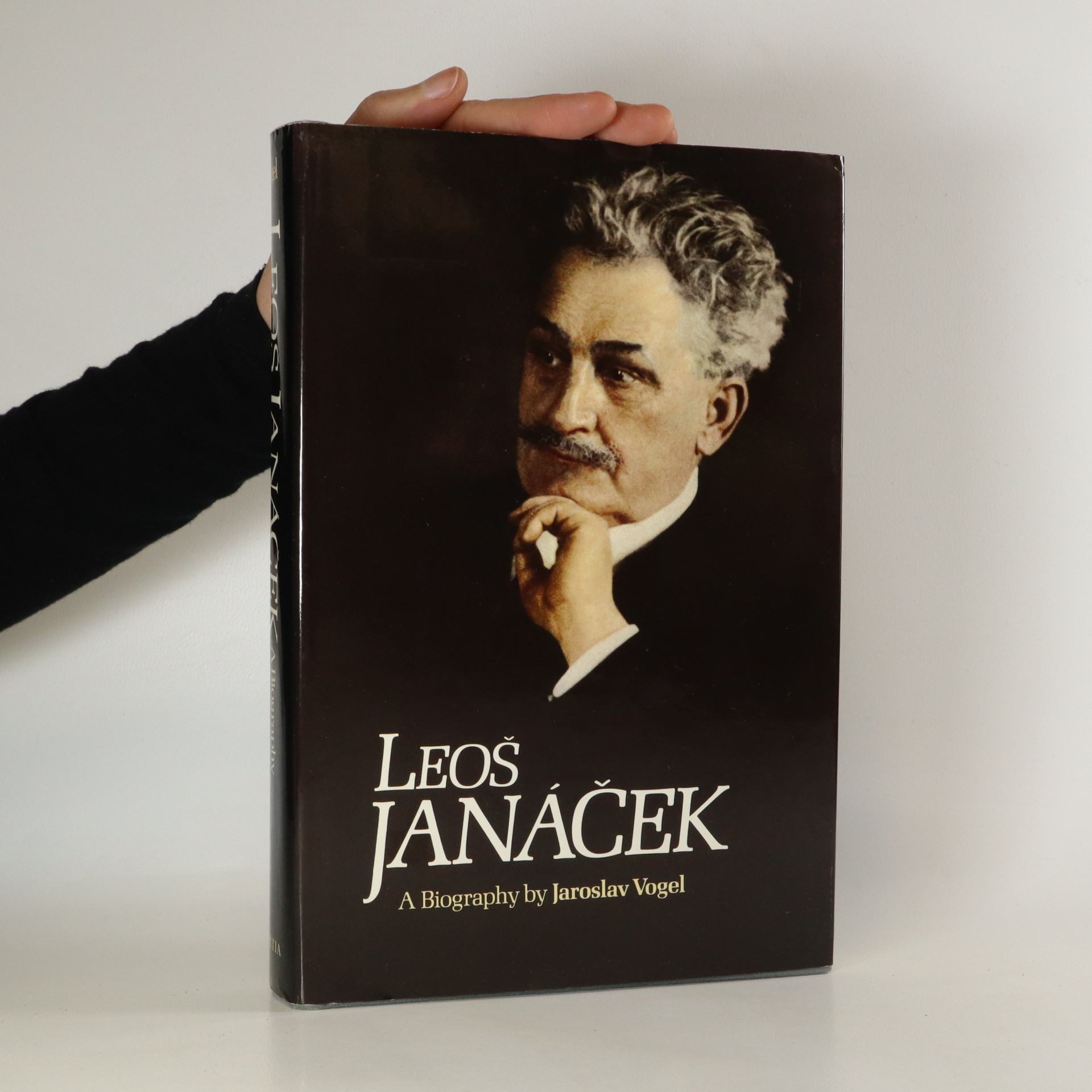 antikvární kniha Leoš Janáček, neuveden