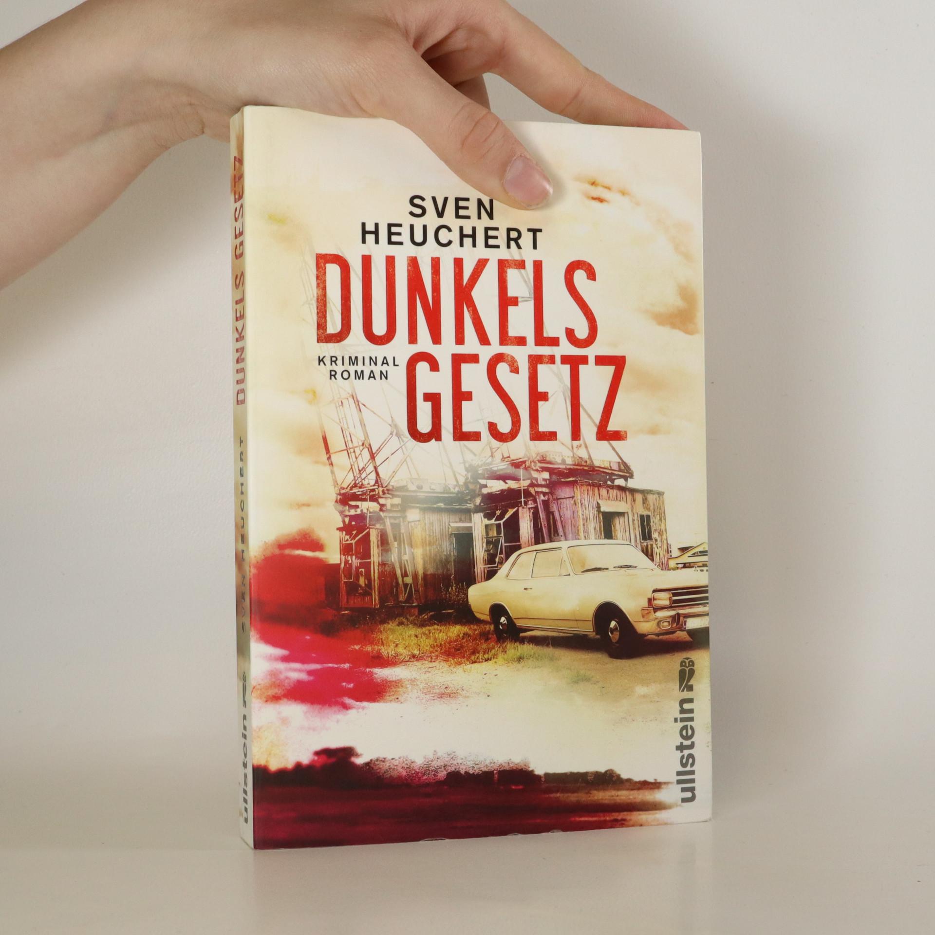 antikvární kniha Dunkles Gesetz, neuveden