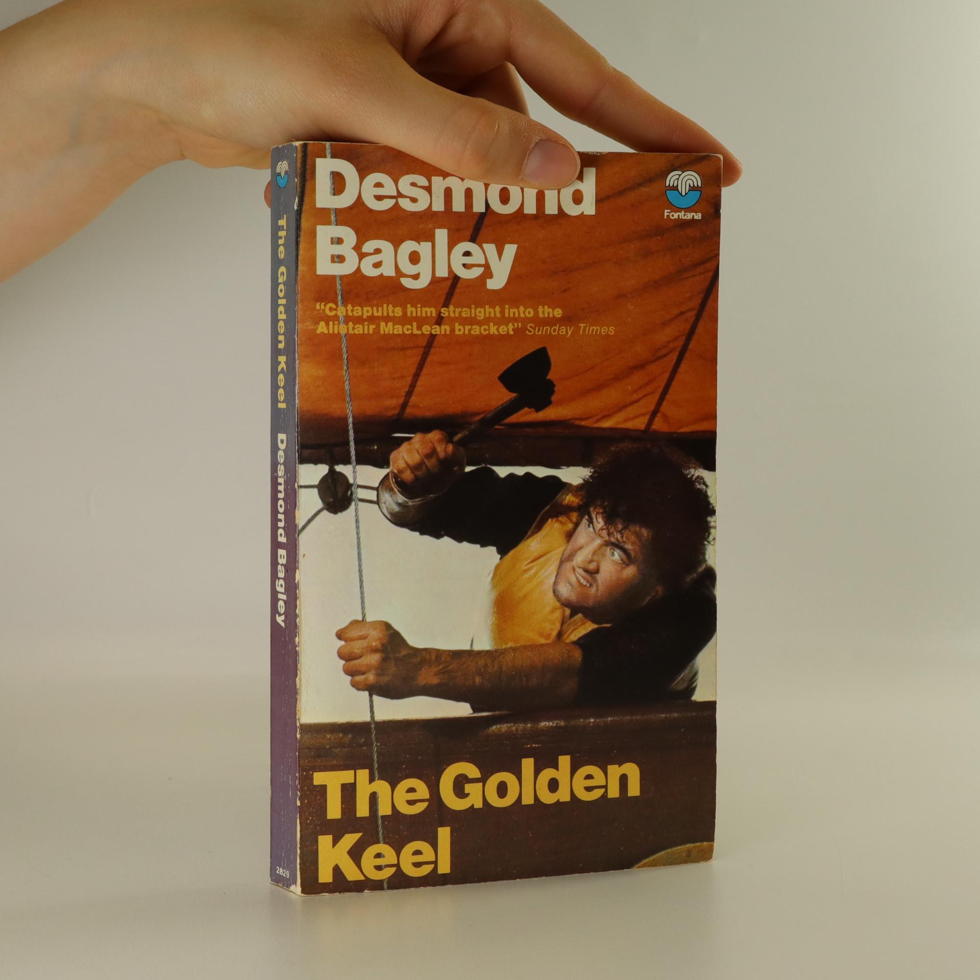 antikvární kniha The Golden Keel, 1965