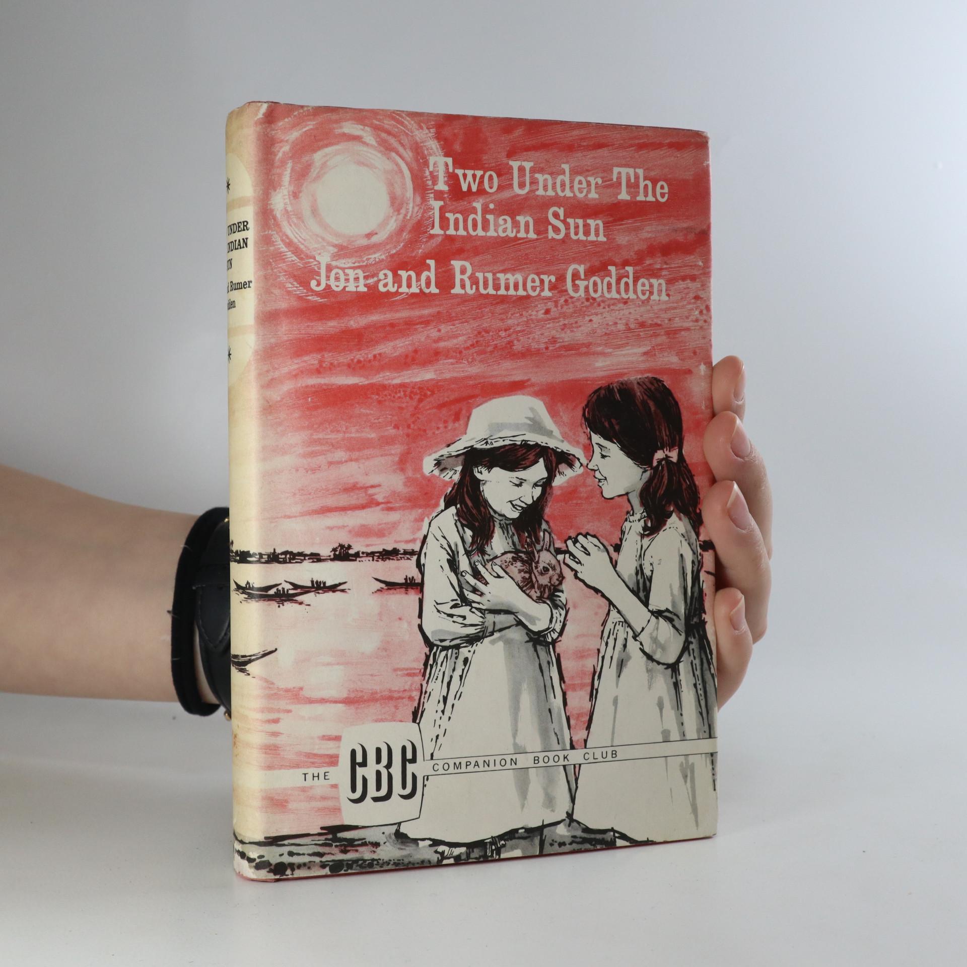 antikvární kniha Two under the indian sun, neuveden