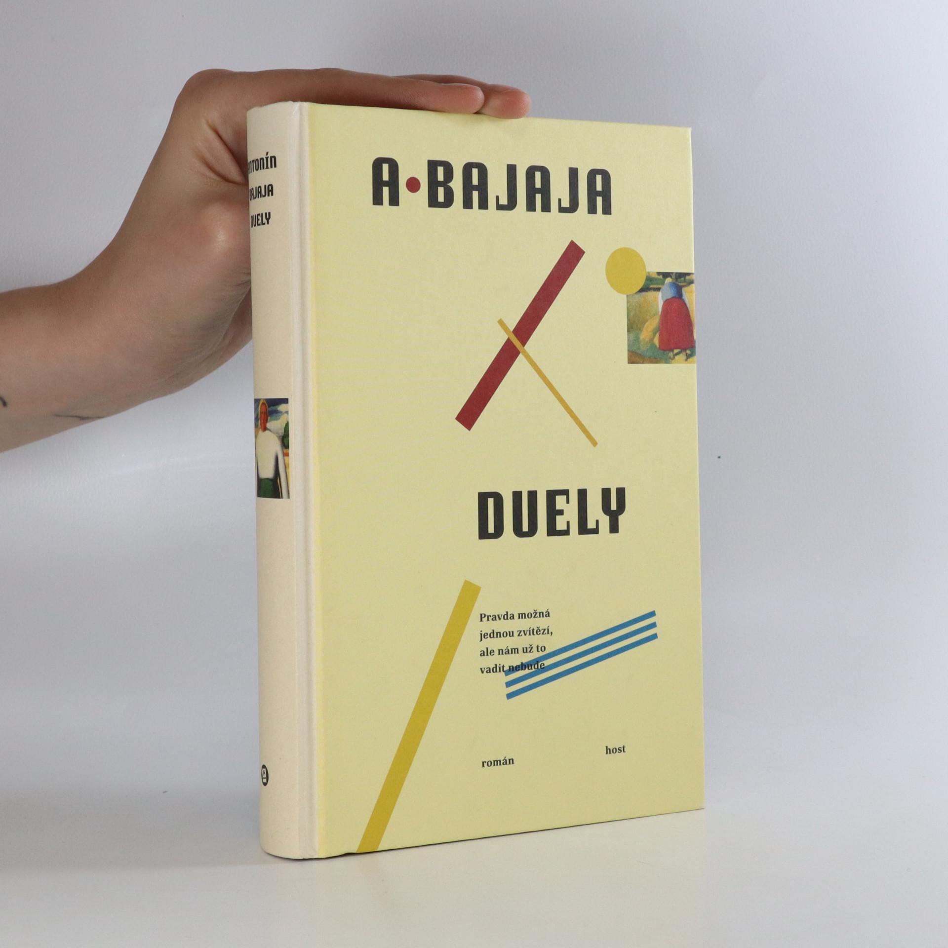 antikvární kniha Duely, 2015